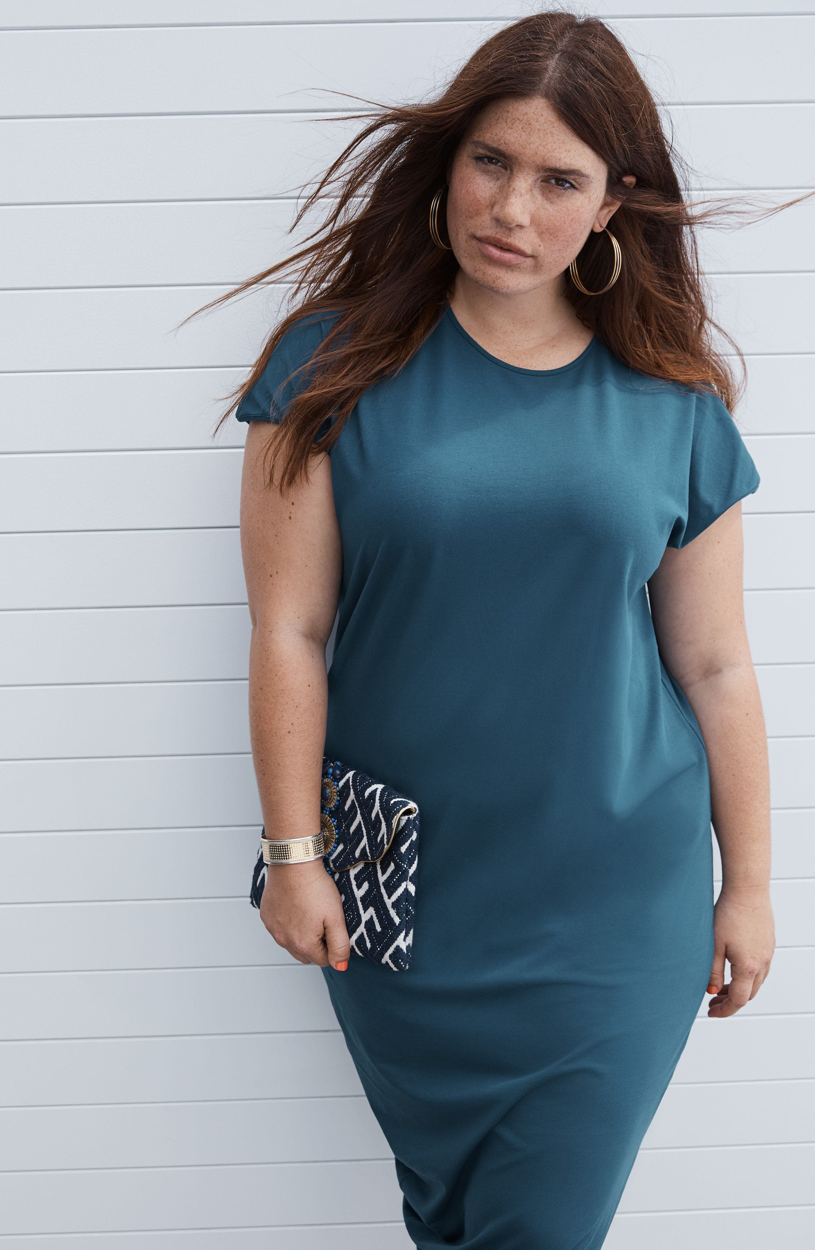 Alternate Image 2  - UNIVERSAL STANDARD Geneva Dress (Plus Size)