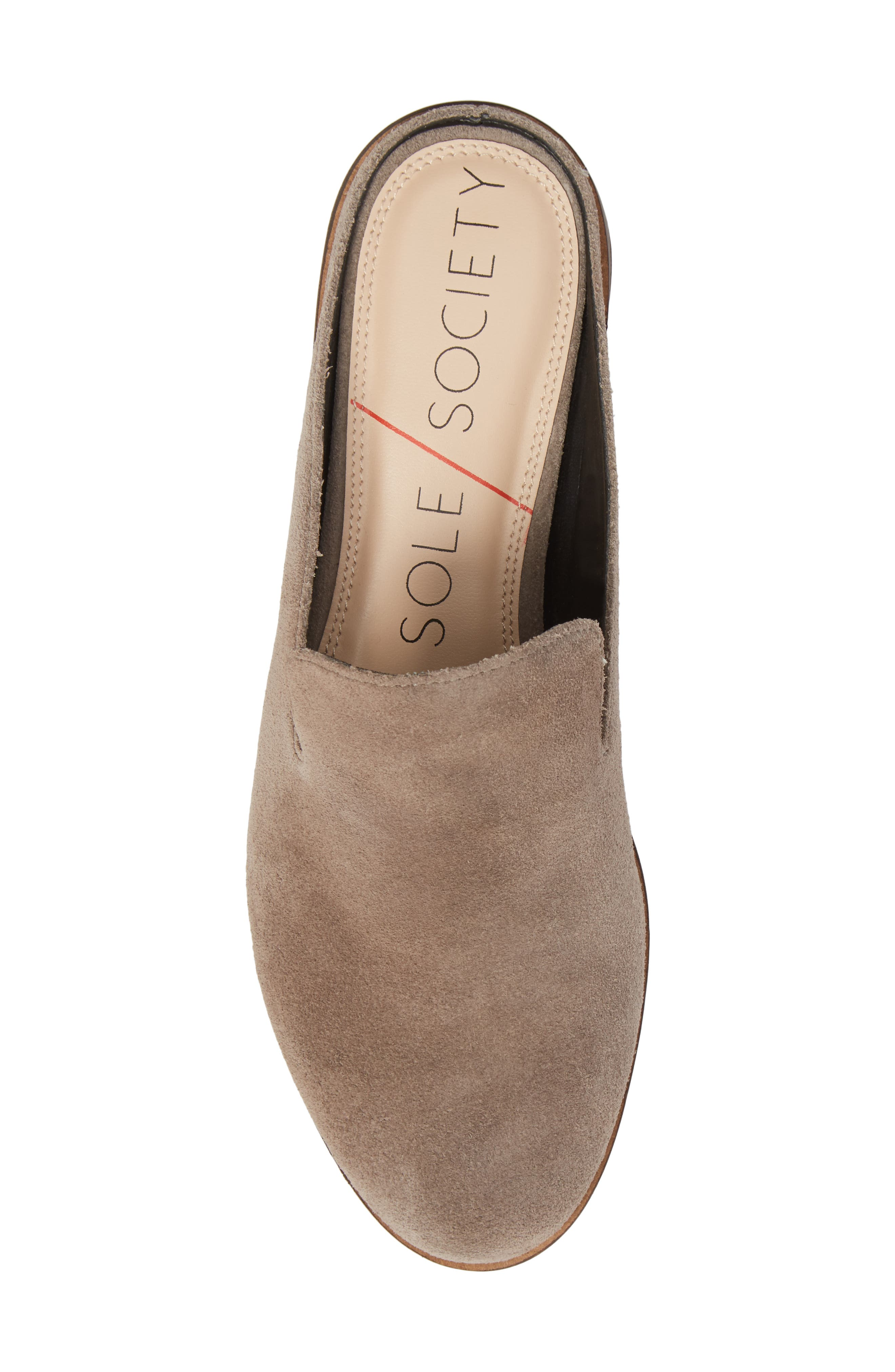 Alternate Image 5  - Sole Society Esther Loafer Mule (Women)
