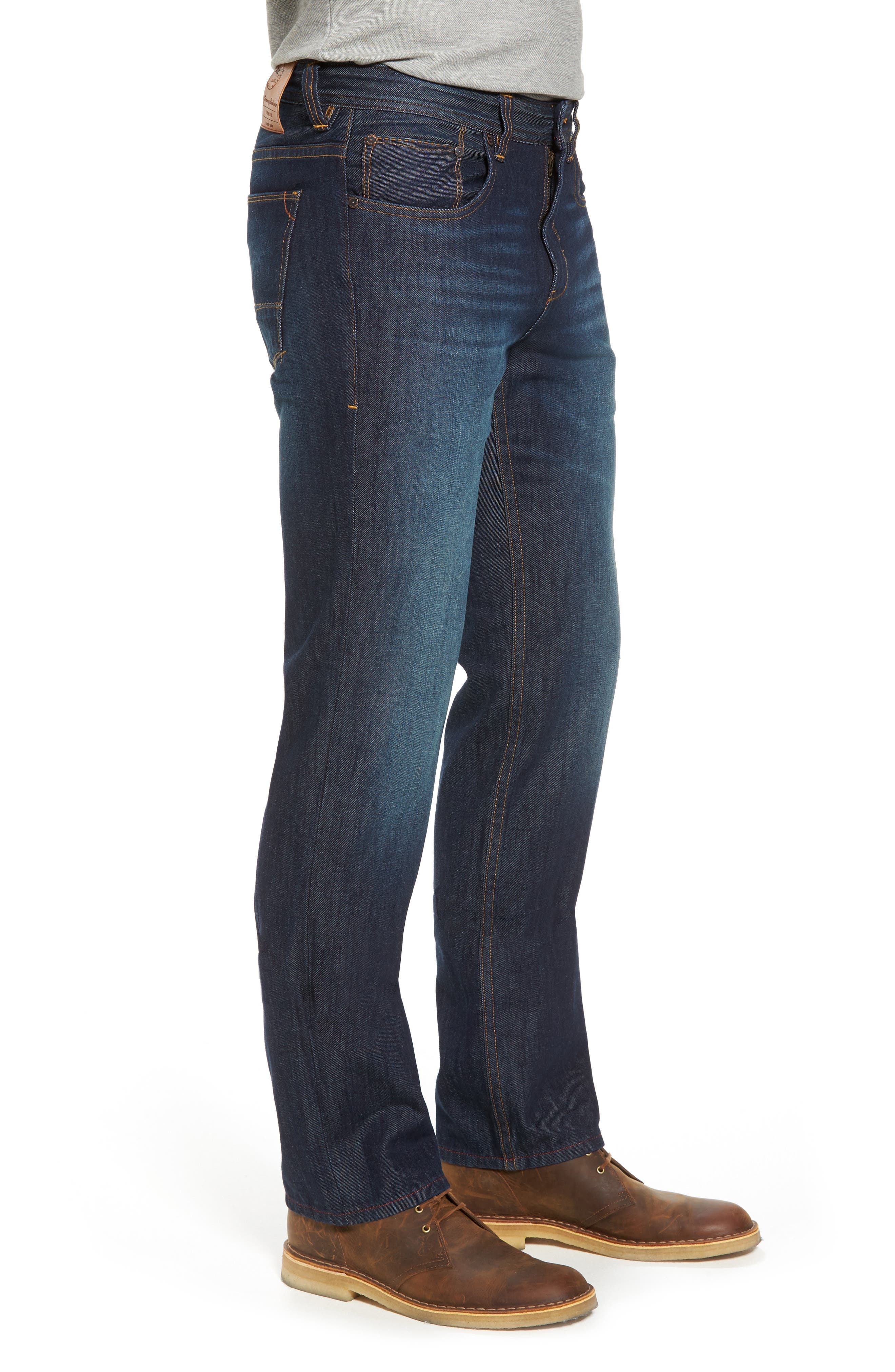 Alternate Image 3  - Tommy Bahama Barbados Straight Leg Jeans