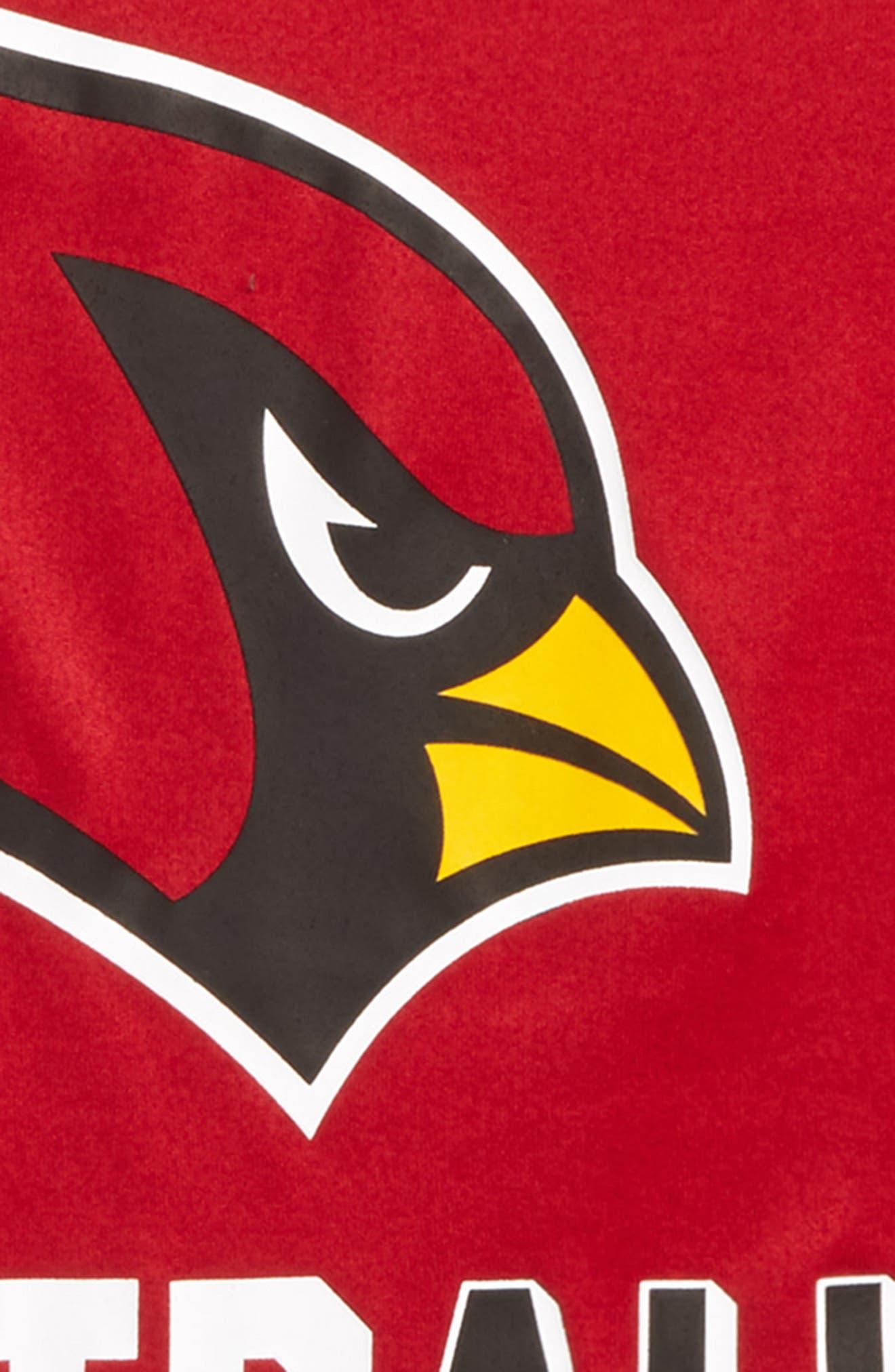Alternate Image 2  - Nike NFL Logo - Arizona Cardinals Dry T-Shirt (Big Boys)