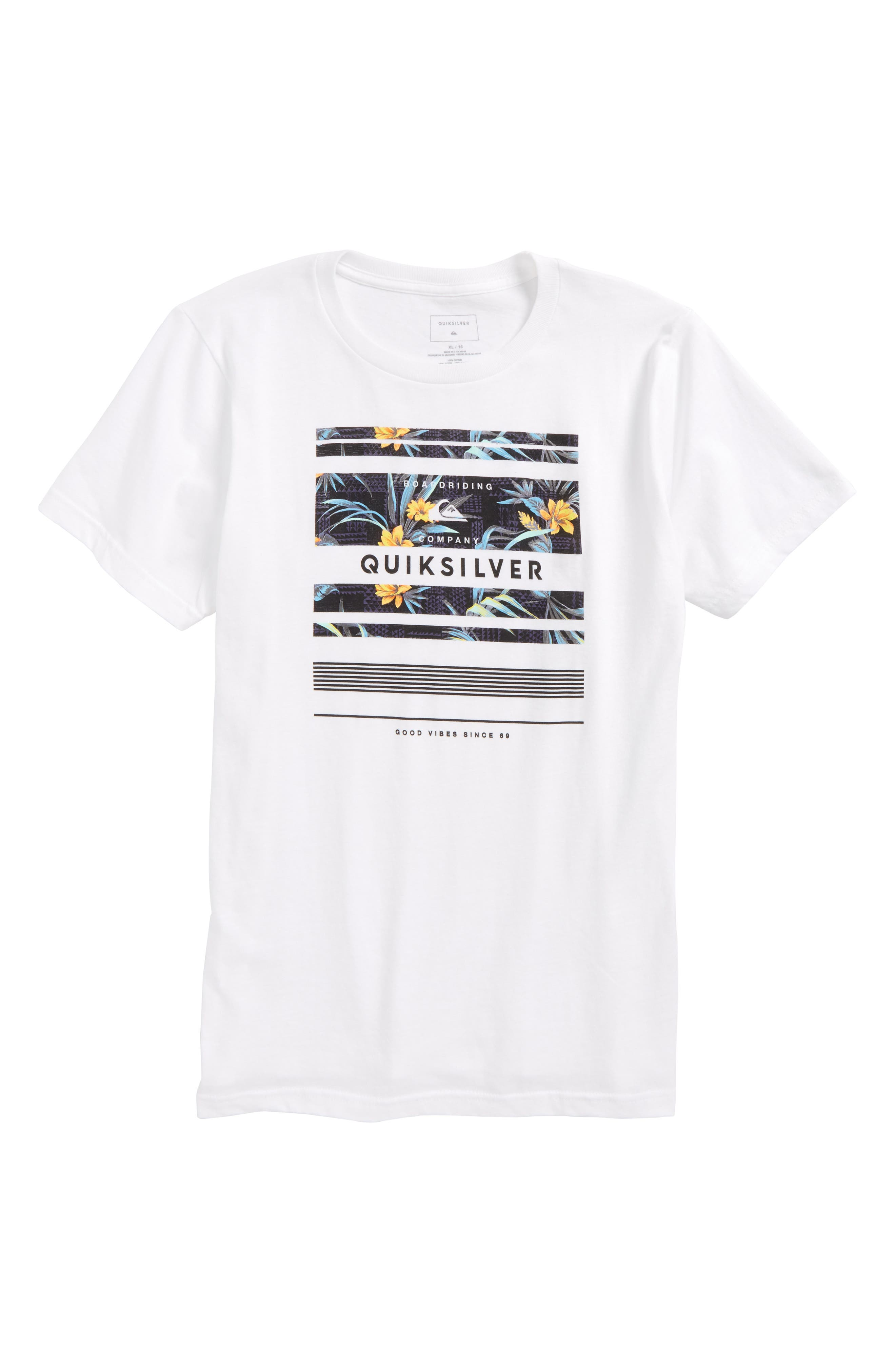 Quiksilver Stinger T-Shirt (Big Boys)