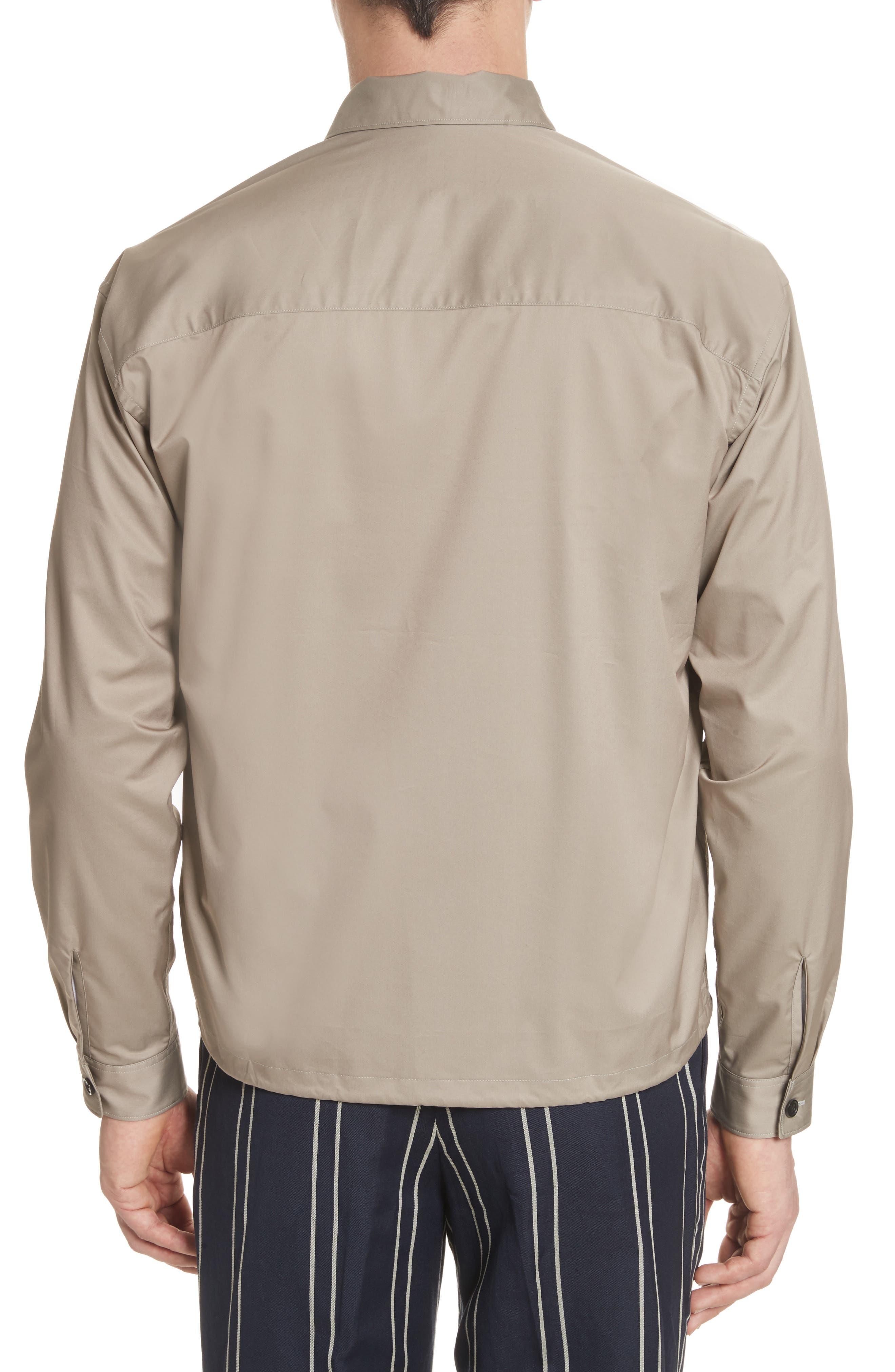 Alternate Image 2  - Tomorrowland Light Coach's Jacket