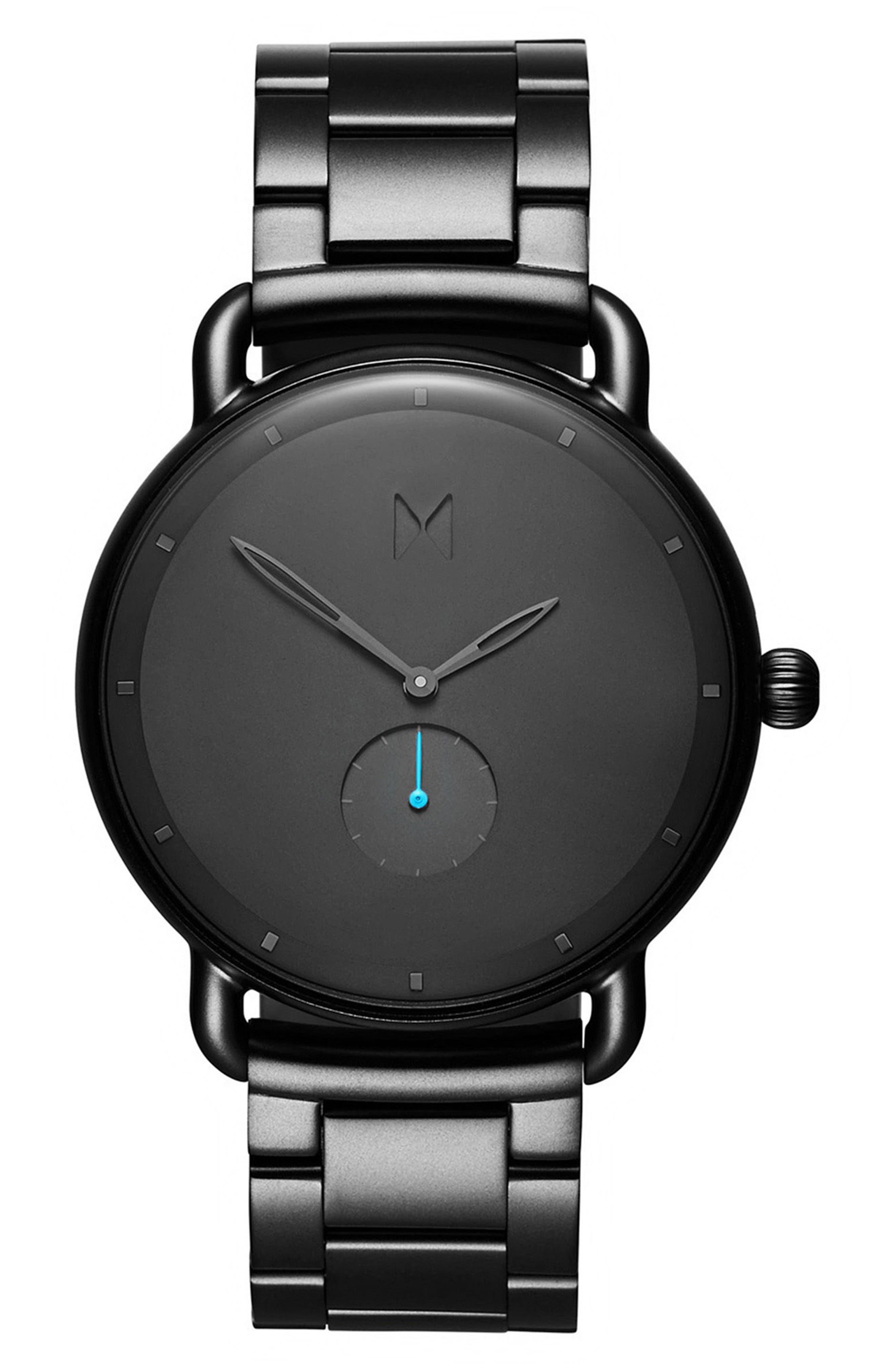 Main Image - MVMT Revolver Arc Bracelet Watch, 41mm