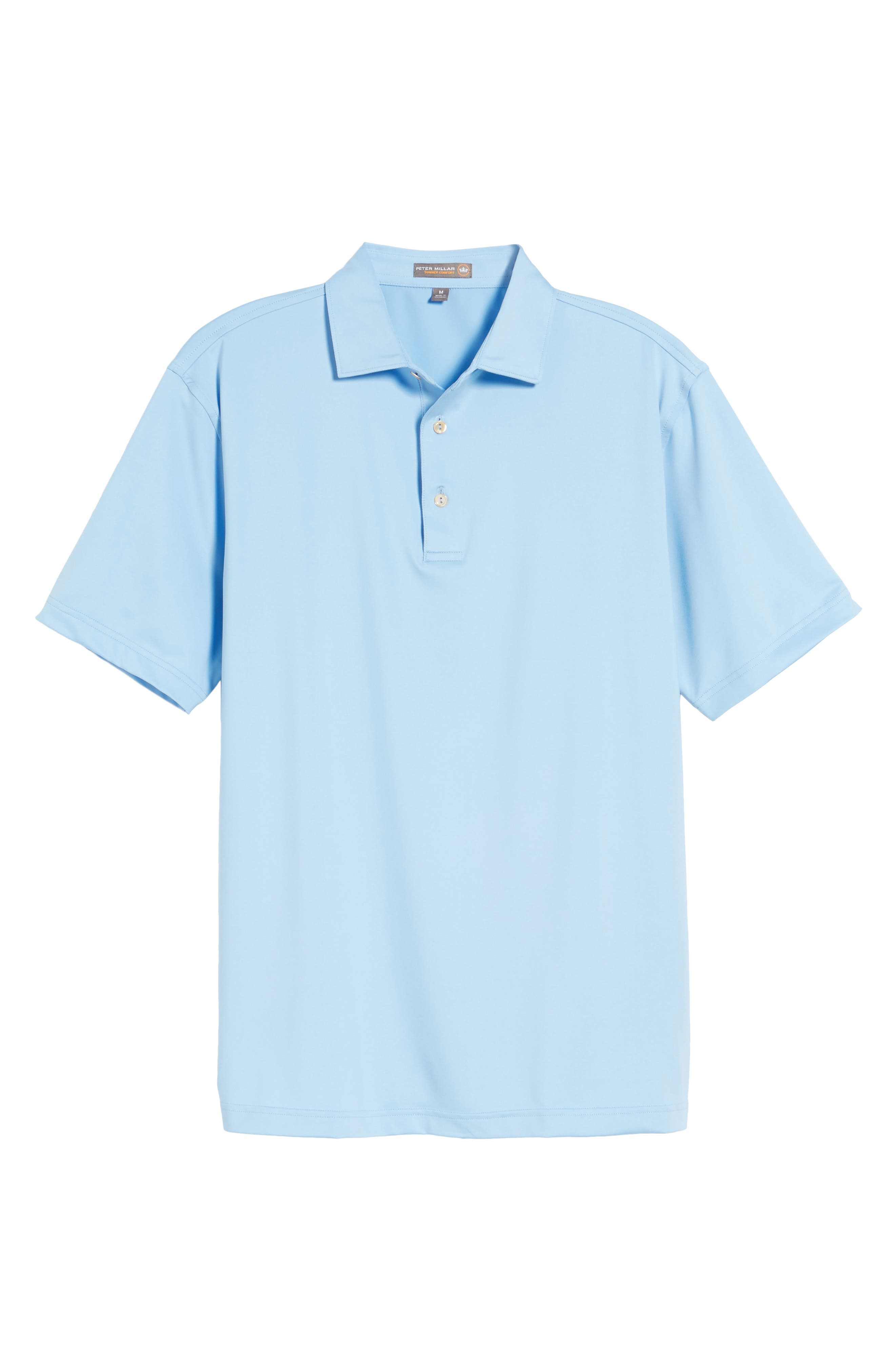 Alternate Image 6  - Peter Millar Stretch Jersey Polo