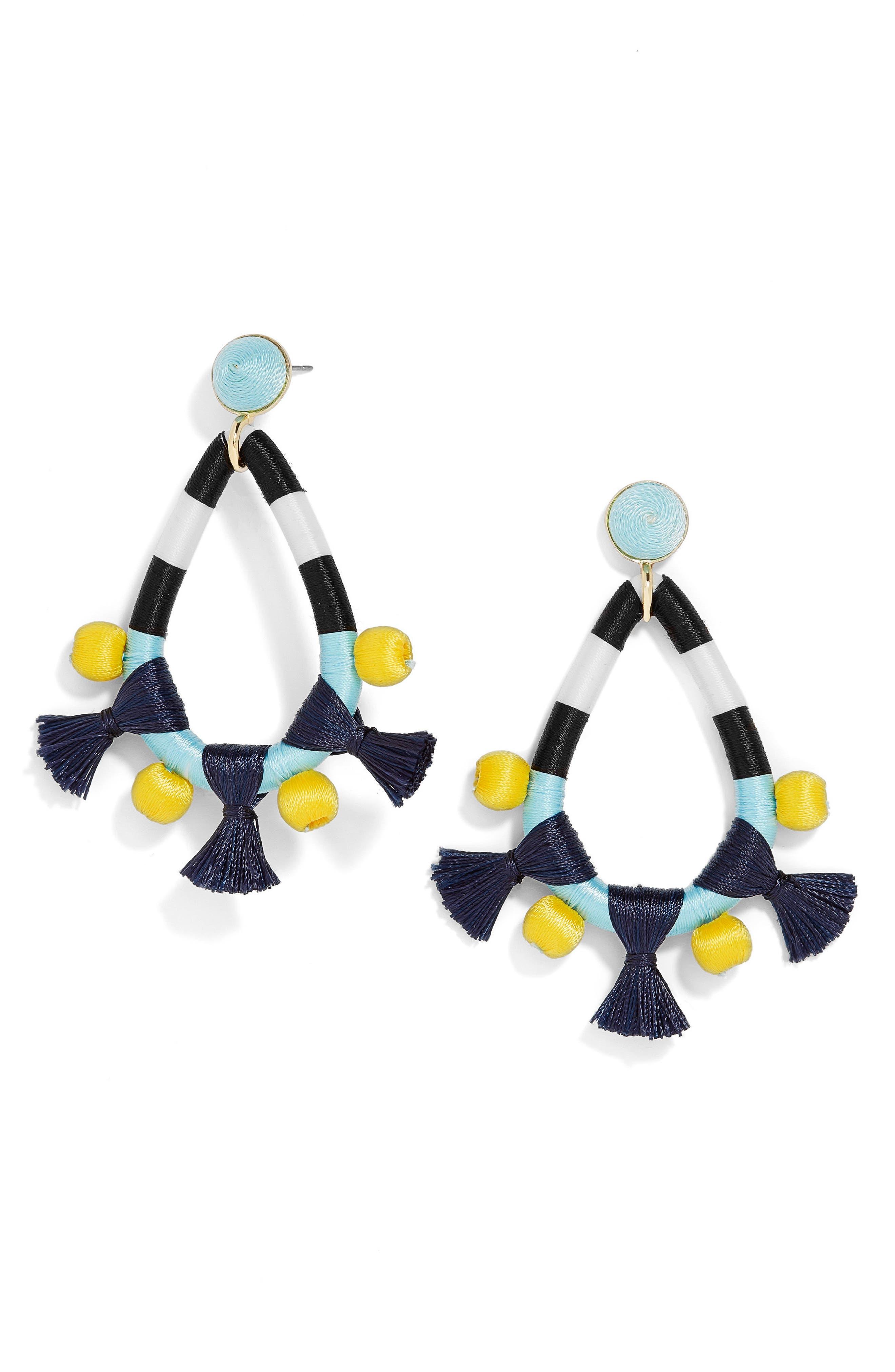 Alternate Image 1 Selected - BaubleBar Sardinia Drop Earrings