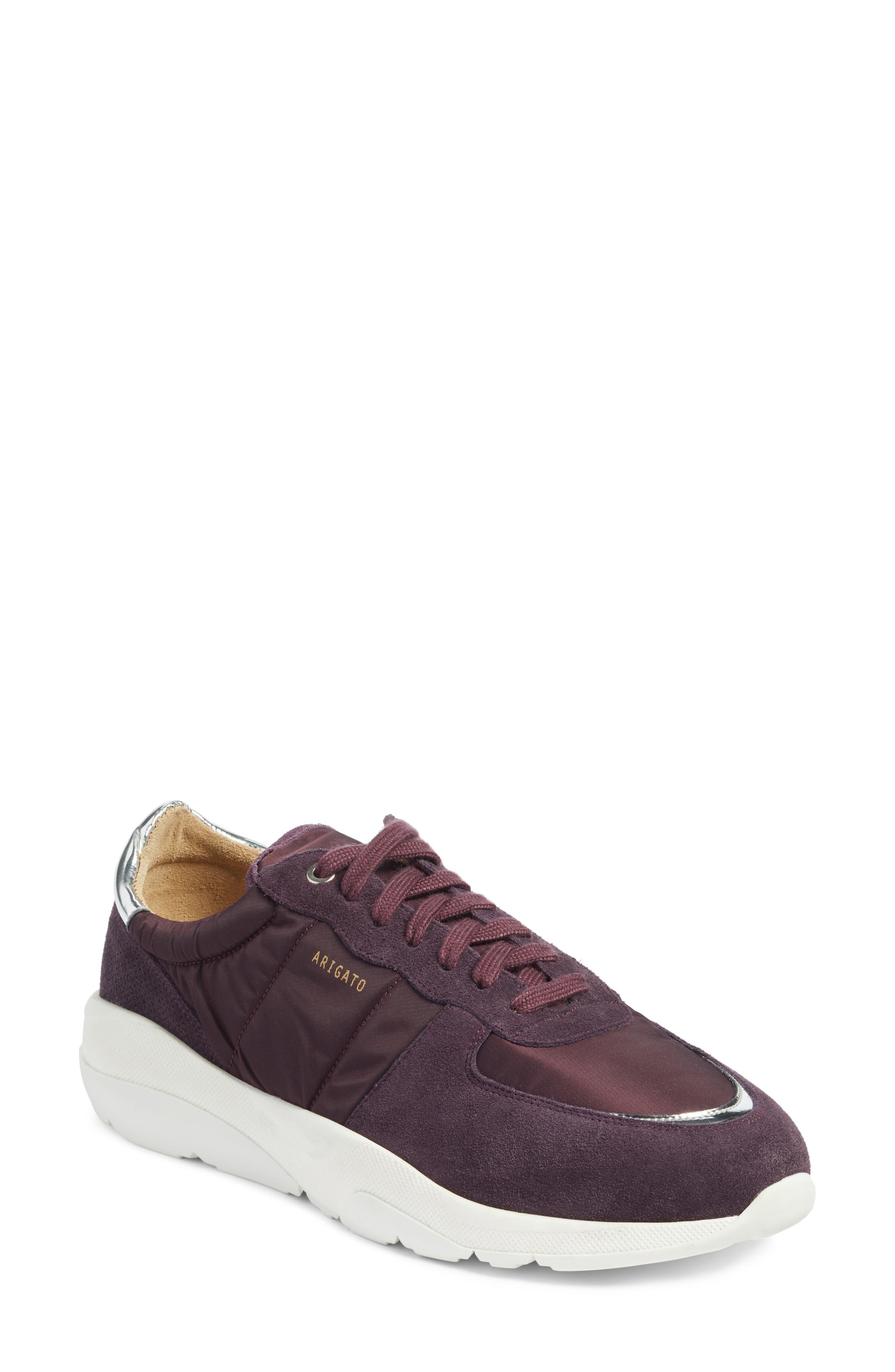 Geo Sneaker,                             Main thumbnail 1, color,                             Purple