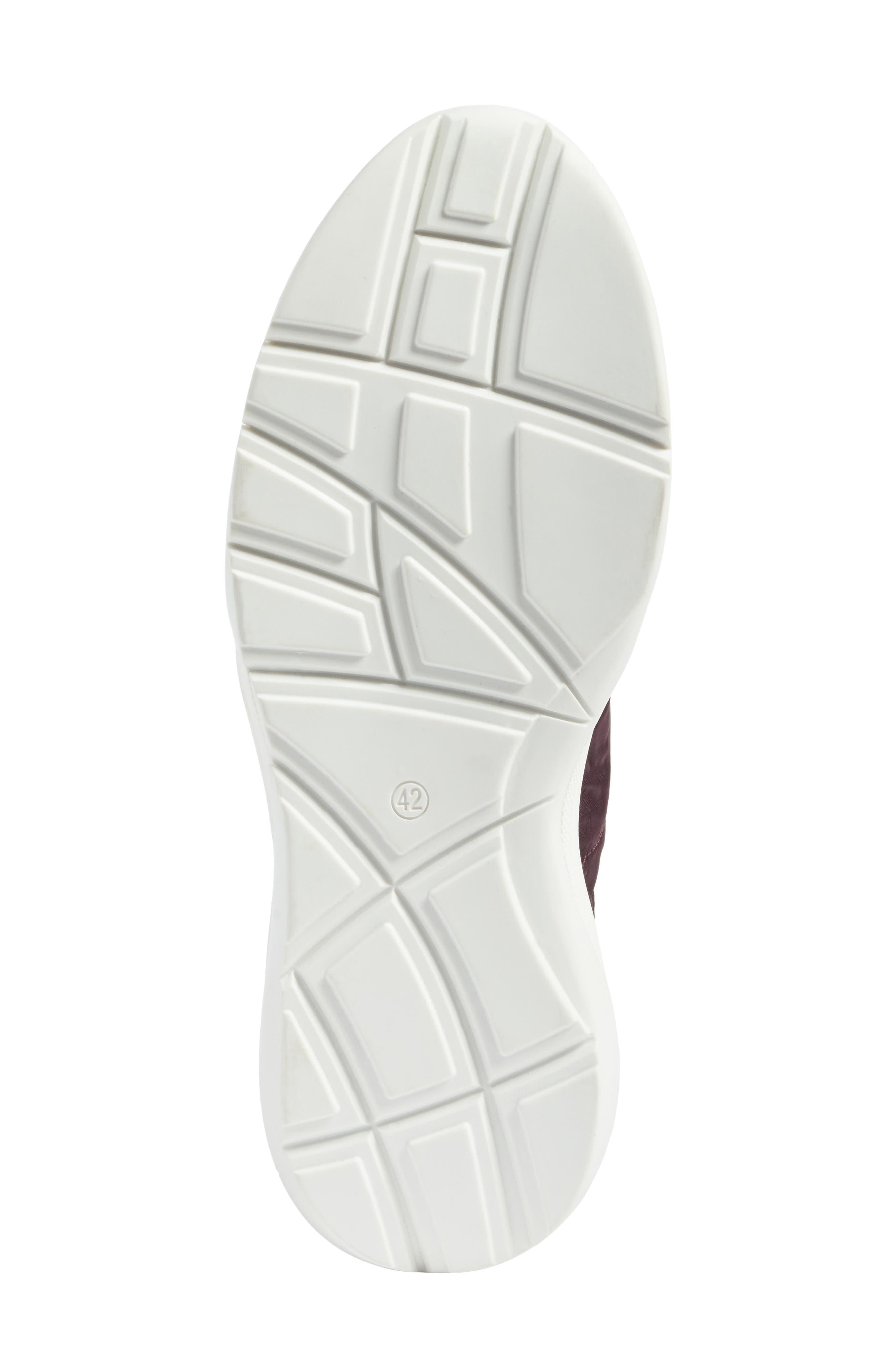 Geo Sneaker,                             Alternate thumbnail 6, color,                             Purple