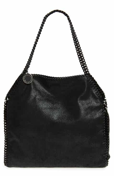 ec4e0672c4 Stella McCartney Small Falabella Shaggy Deer Faux Leather Tote