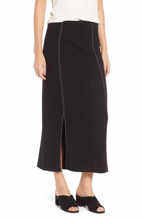 NIC+ZOE Break Out Maxi Skirt Online Cheap