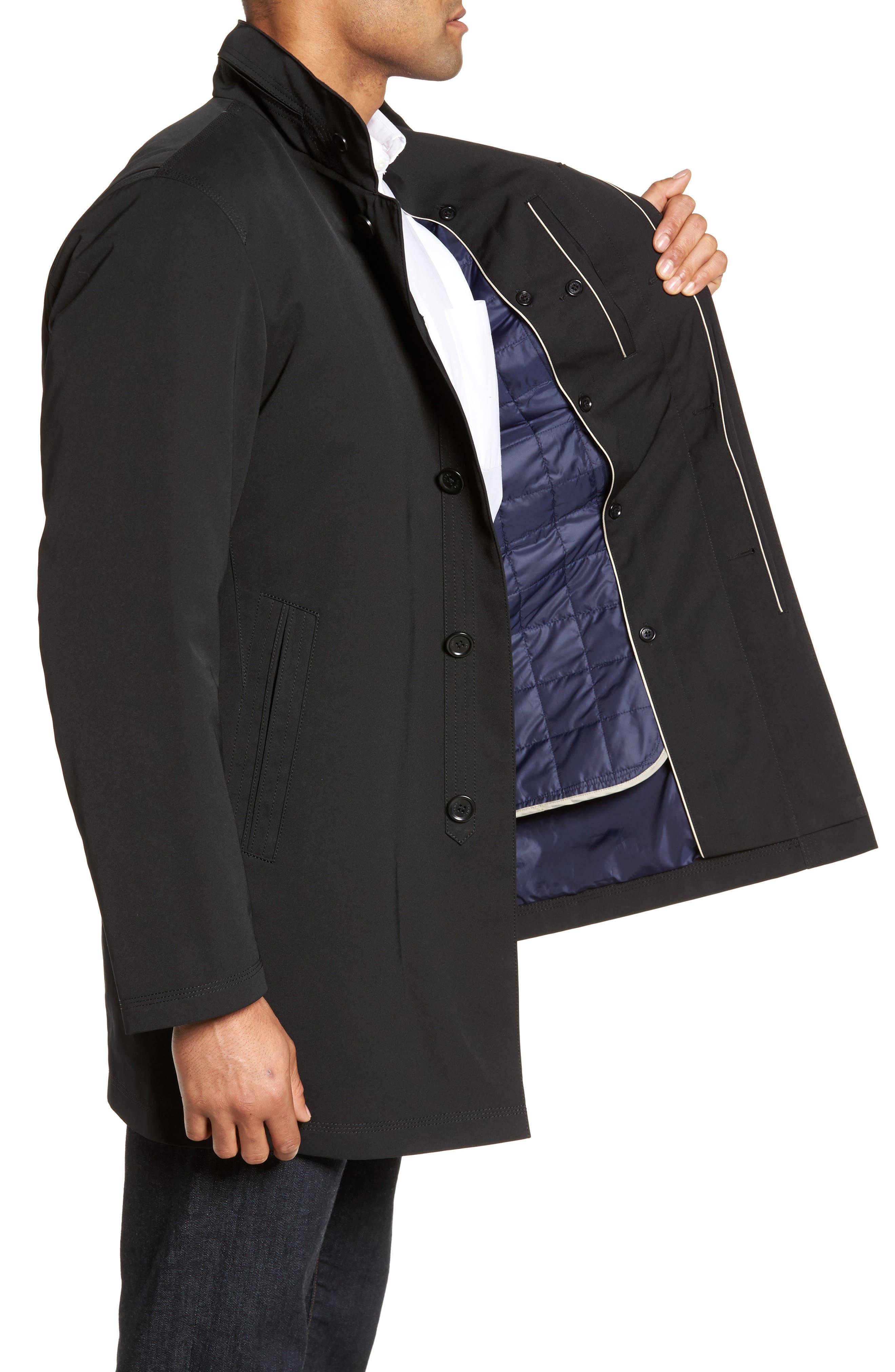 Alternate Image 3  - Sanyo Peter Rain Coat