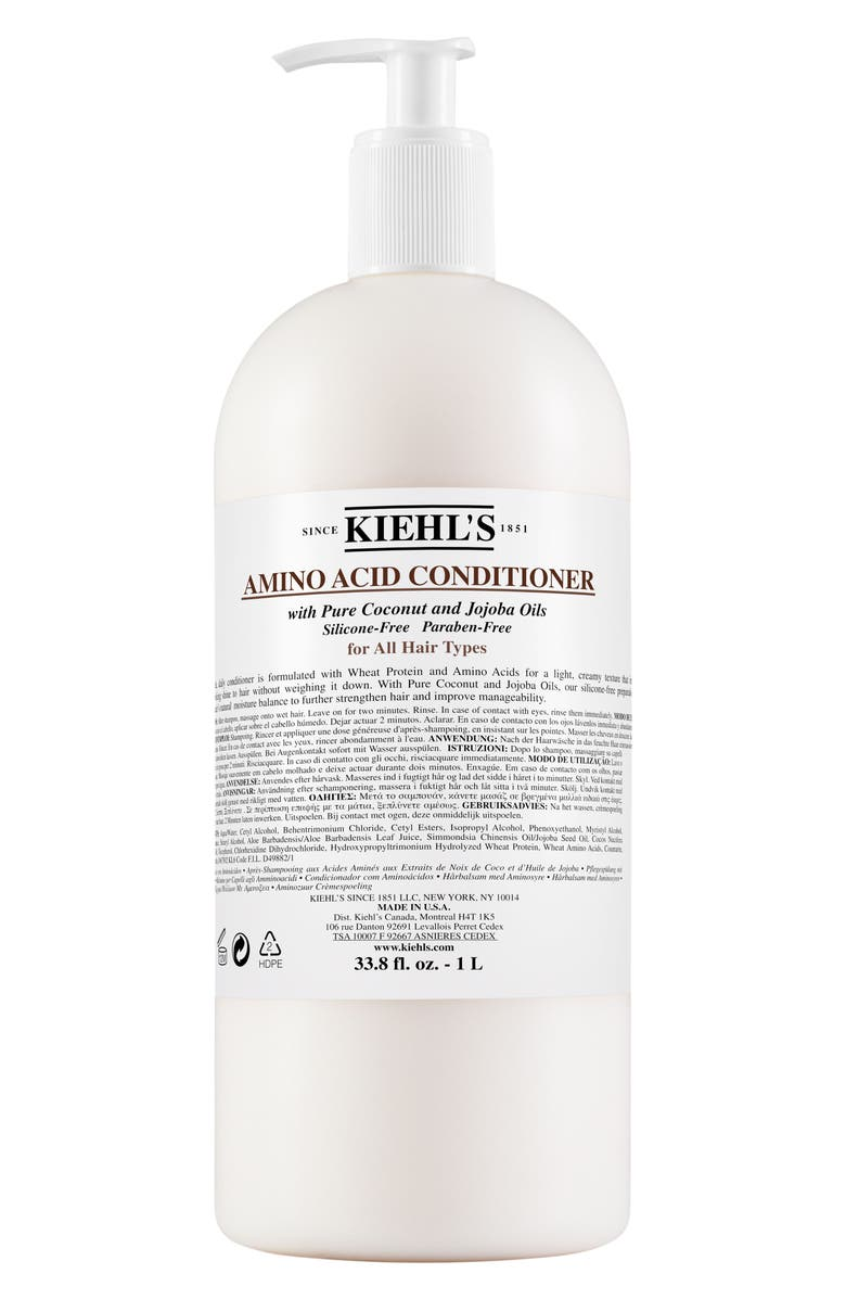 Kiehl's Since 1851 Jumbo Amino Acid Conditioner | Nordstrom