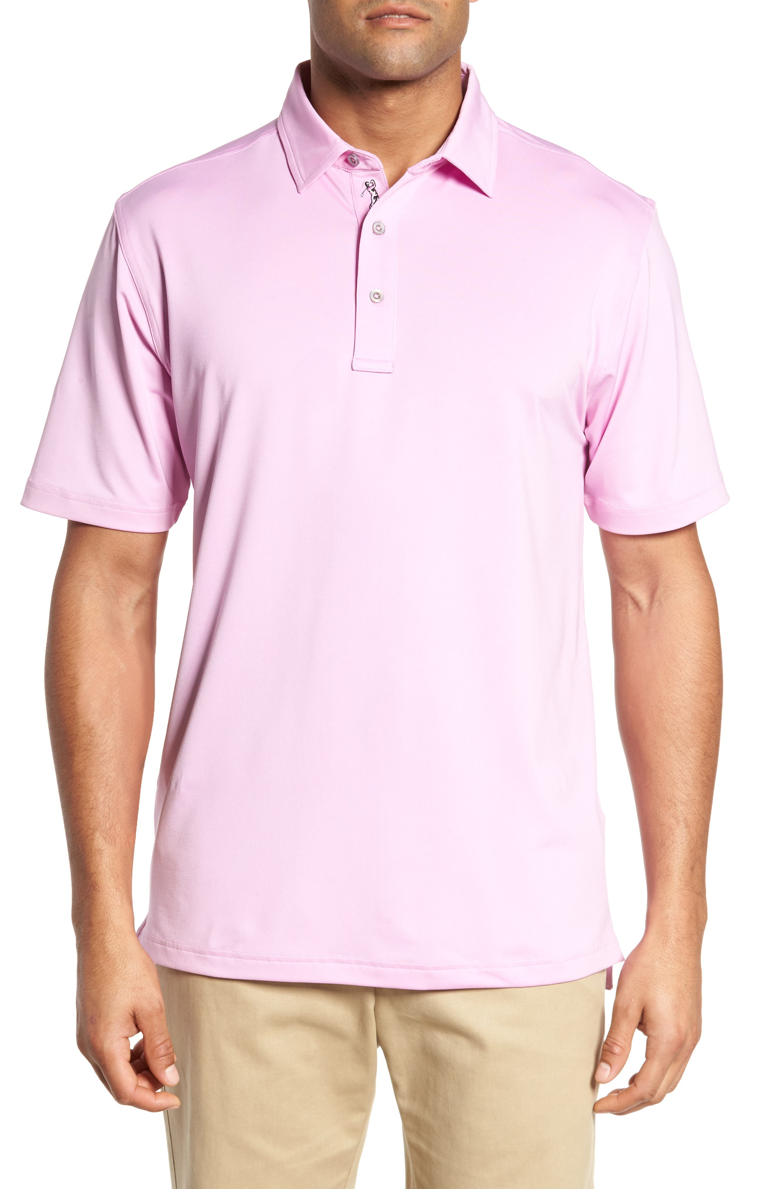 Bobby Jones XH20 Regular Fit Stretch Golf Polo
