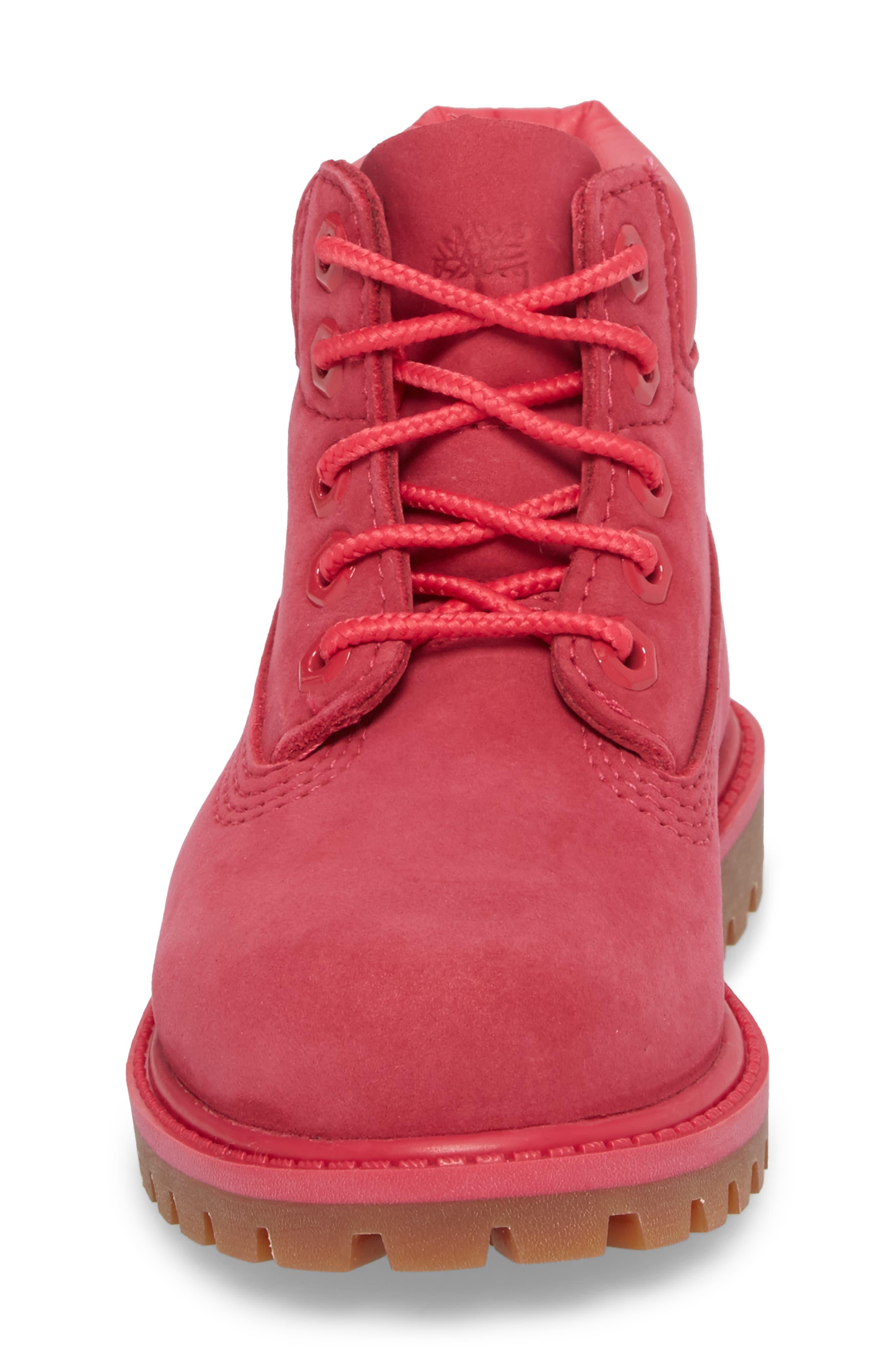 Alternate Image 4  - Timberland 6-Inch Premium Waterproof Boot (Walker, Toddler, Little Kid & Big Kid)