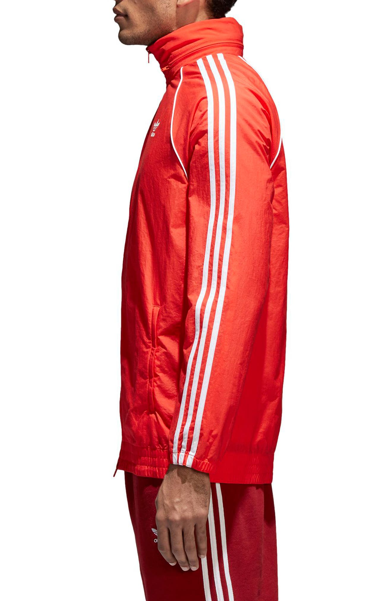 Alternate Image 3  - adidas Originals SST Windbreaker