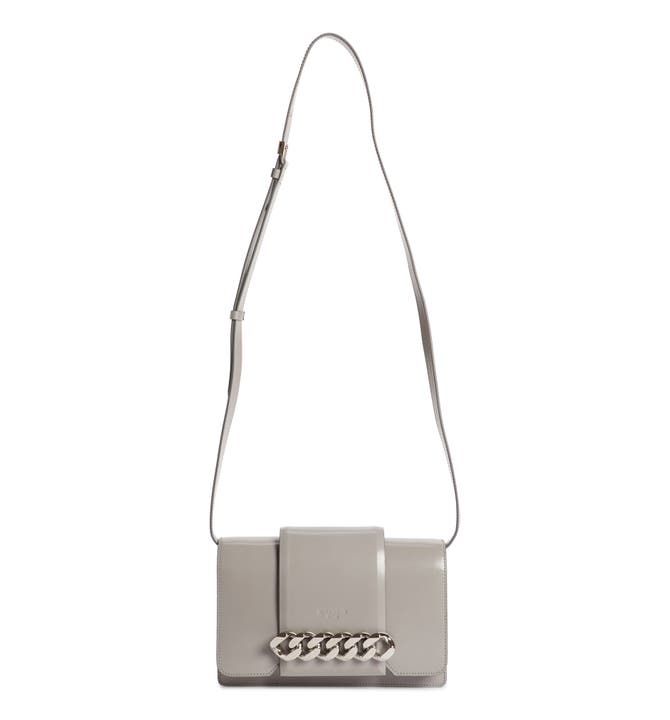 Main Image Givenchy Small Infinity Calfskin Leather Shoulder Bag