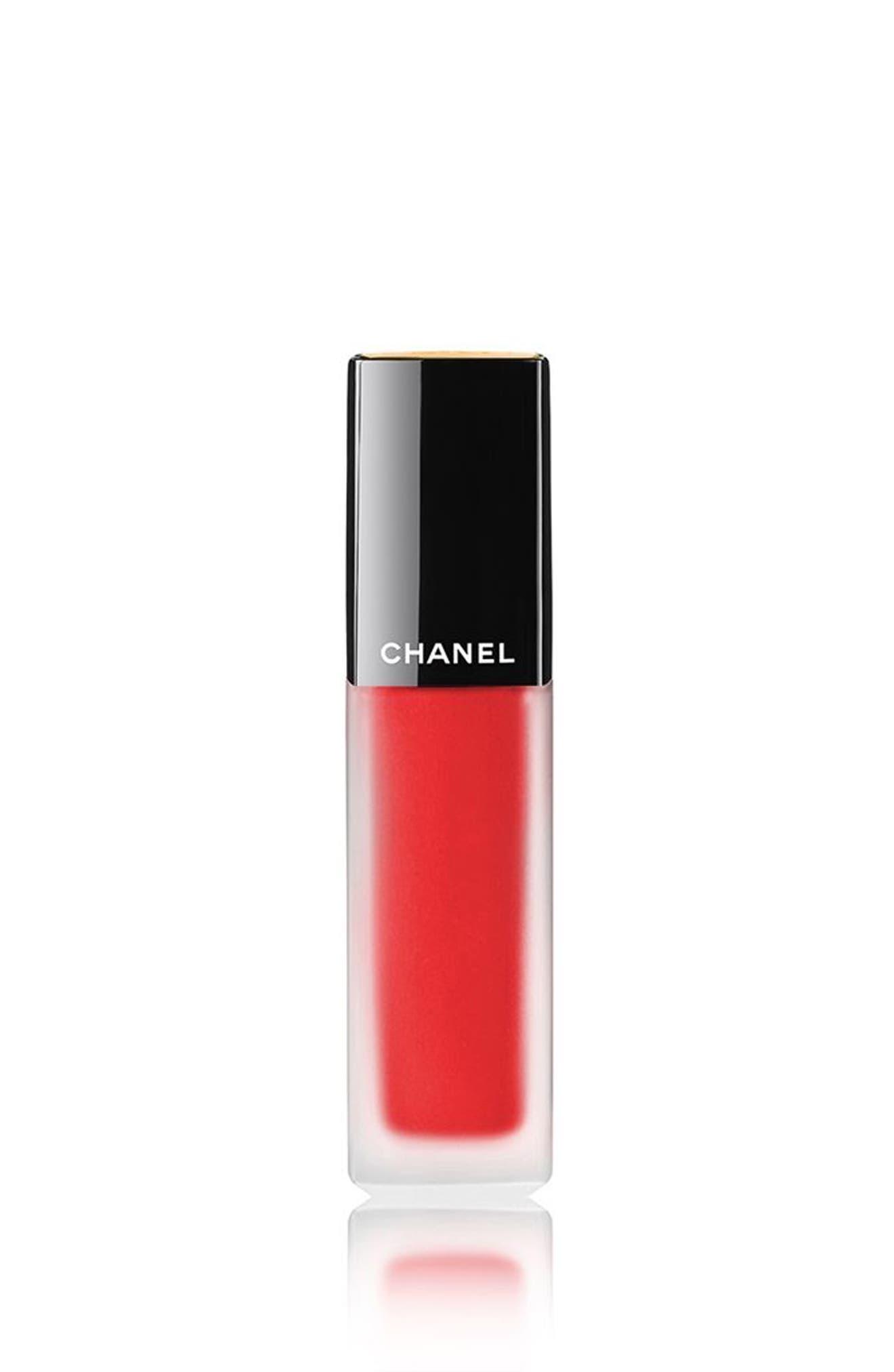 CHANEL ROUGE ALLURE INK Matte Liquid Lip Colour