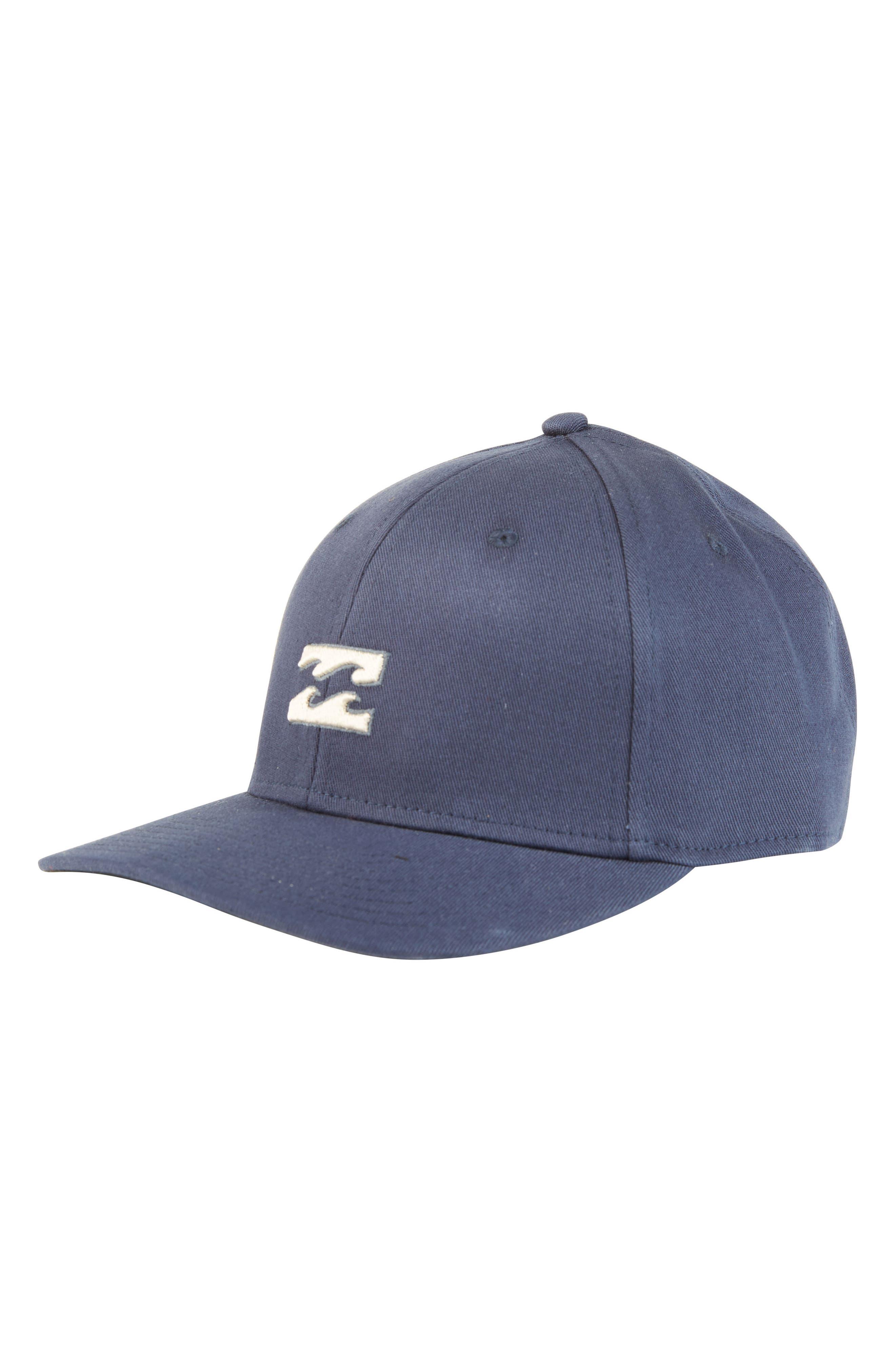 Alternate Image 1 Selected - Billabong All Day Stretch Baseball Cap