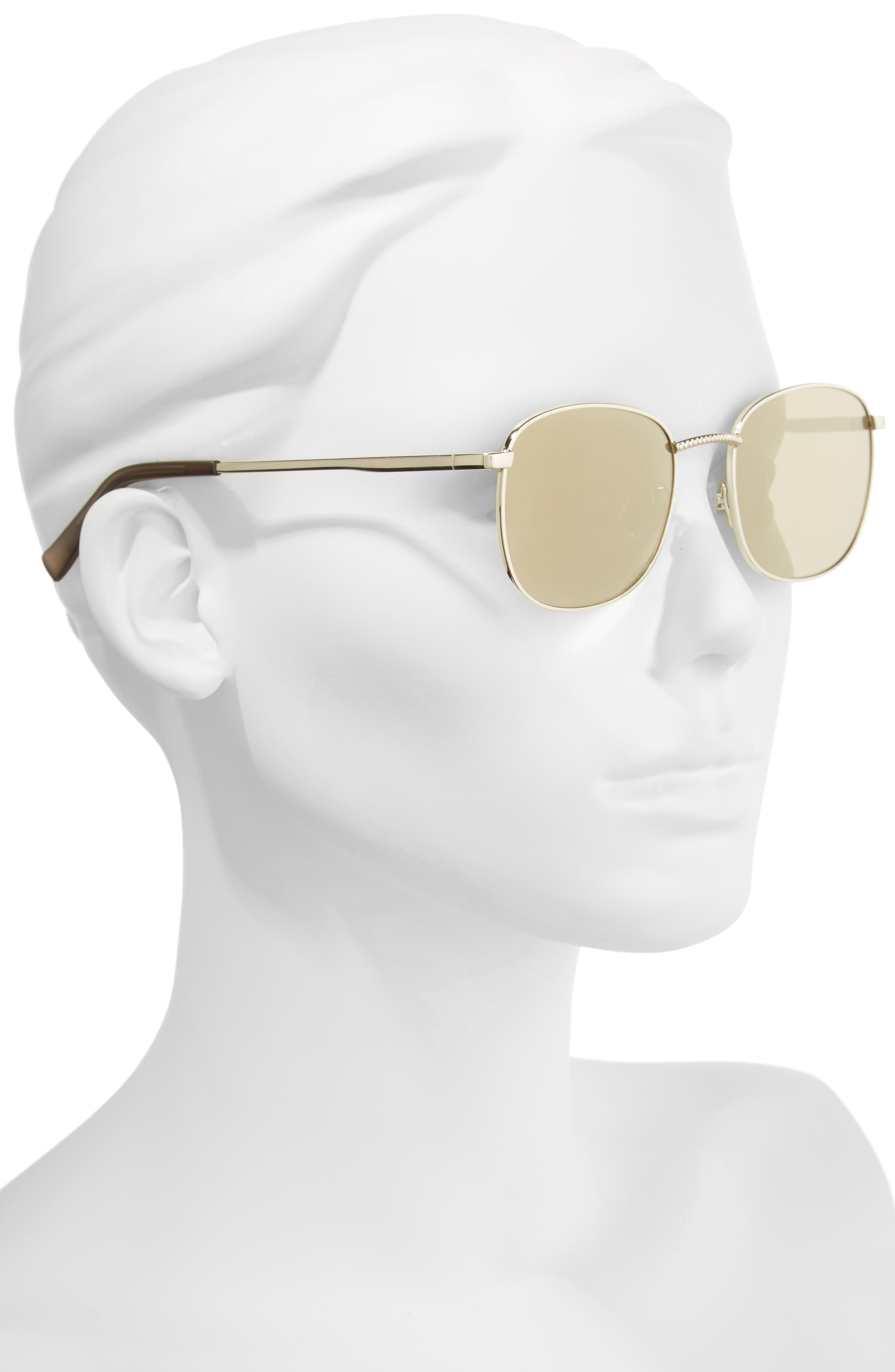 Alternate Image 2  - Le Specs Neptune 49mm Sunglasses