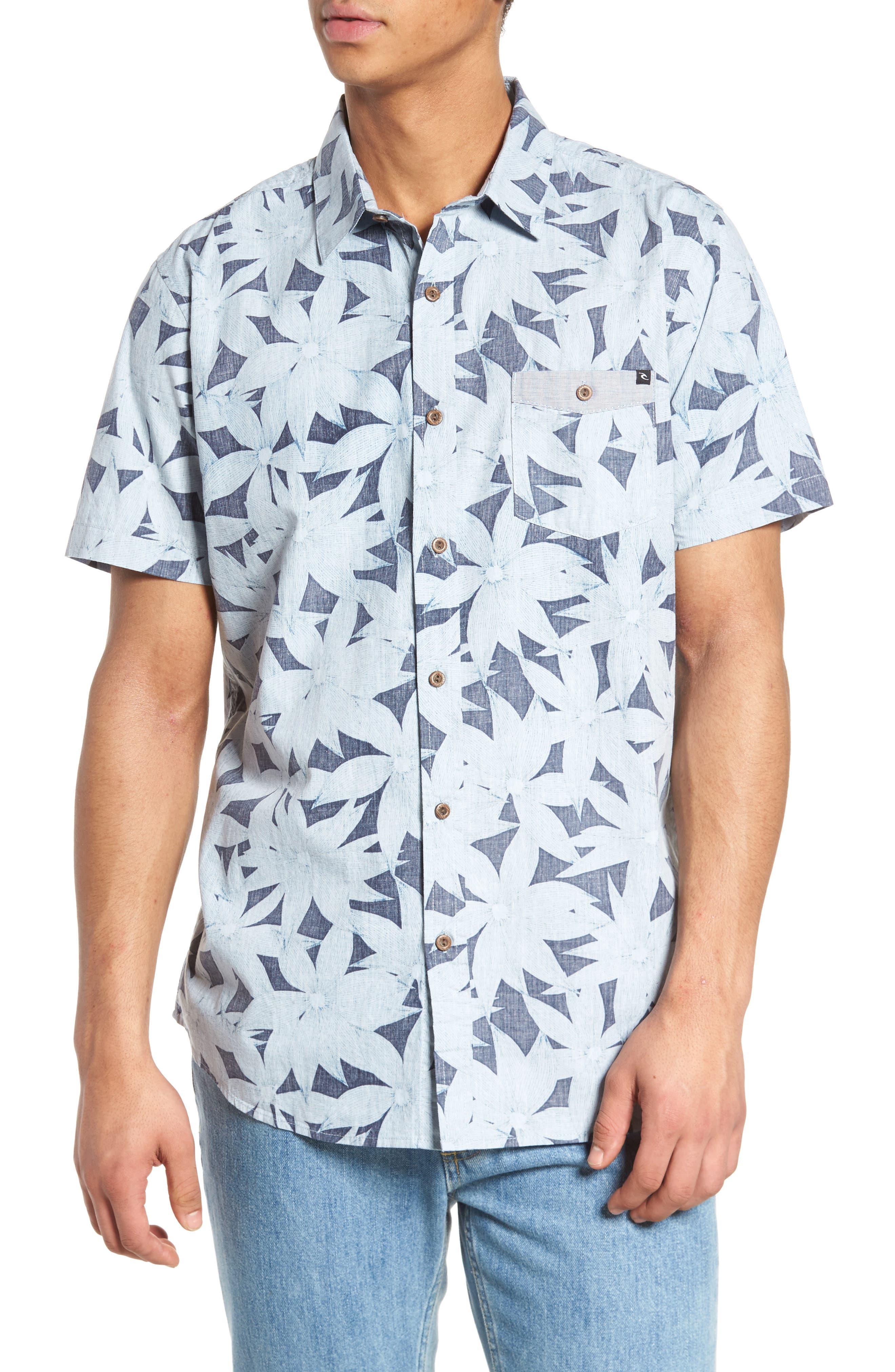 Rip Curl Stalked Woven Sport Shirt