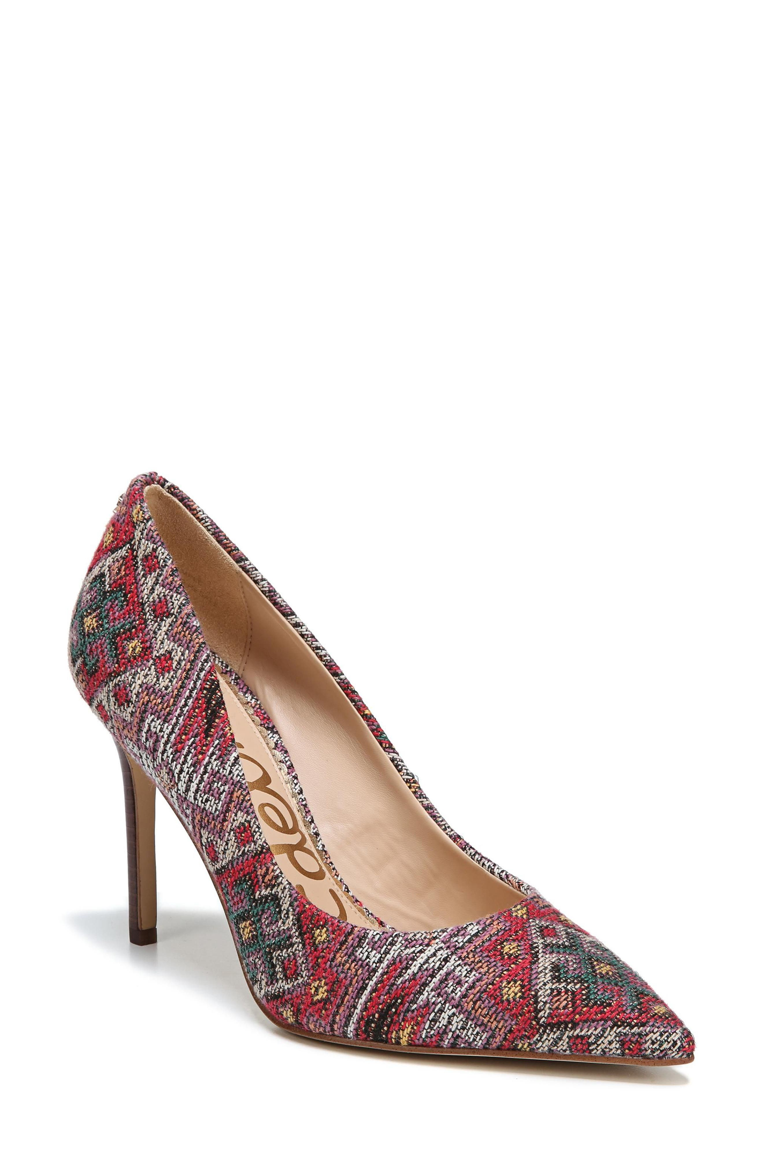Chloé Leather Snakeskin-Accented Pumps 2015 online cheap free shipping buy cheap largest supplier u8UIrpj