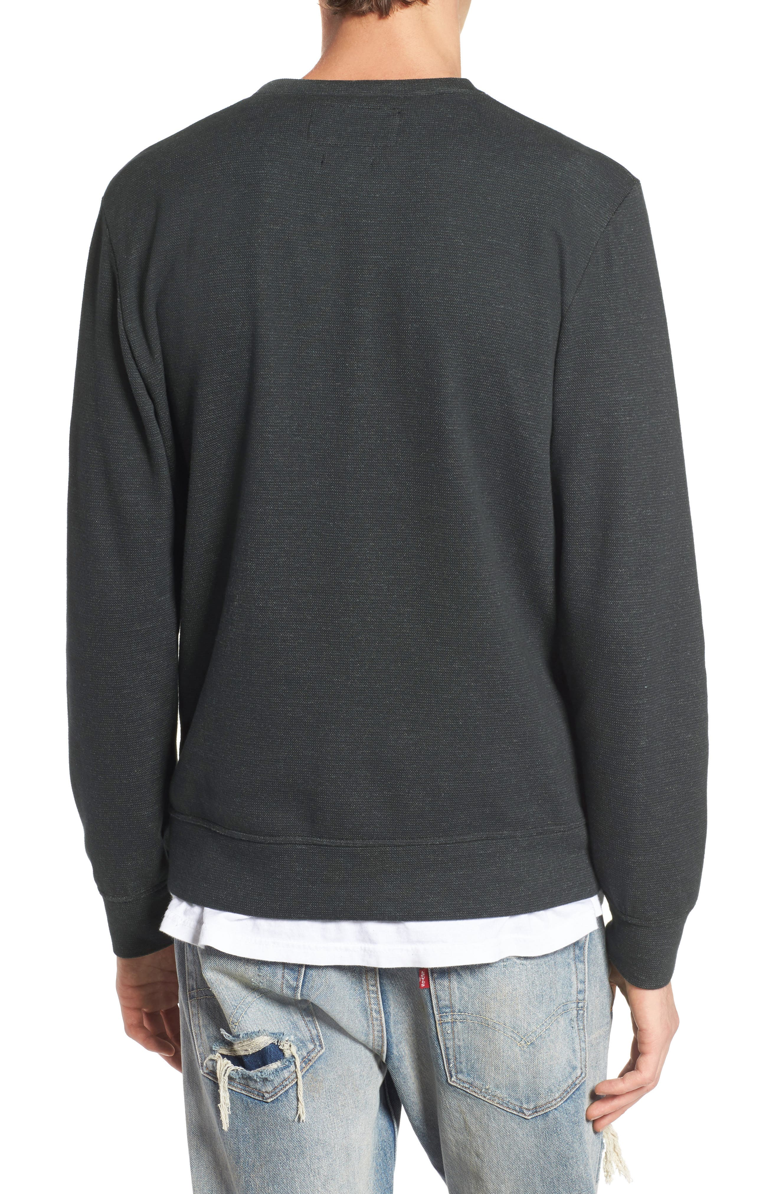 Oracle Sweatshirt,                             Alternate thumbnail 2, color,                             Green