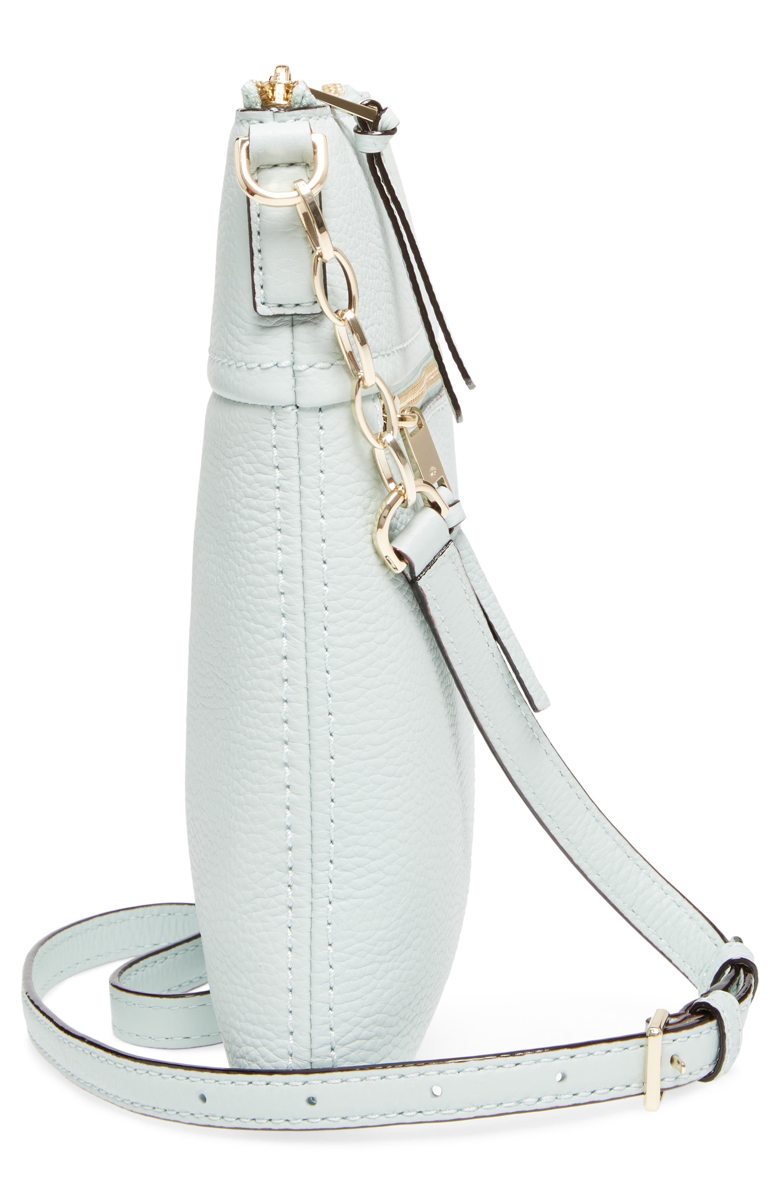 jackson street - melisse crossbody bag,                             Alternate thumbnail 5, color,                             Misty Mint