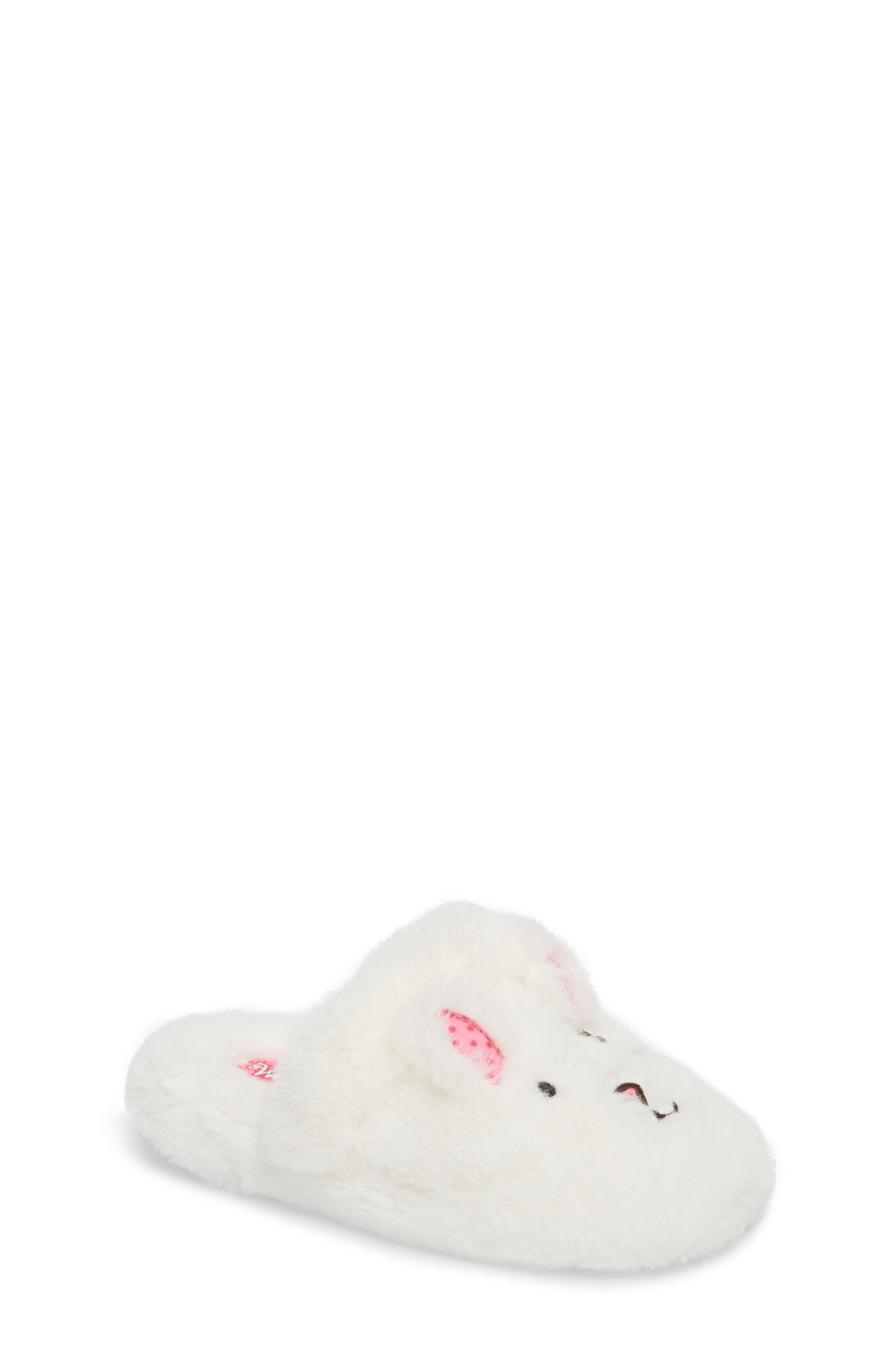 WellieWishers form American Girl Willa Carrot Faux Fur Slipper (Toddler & Little Kid)