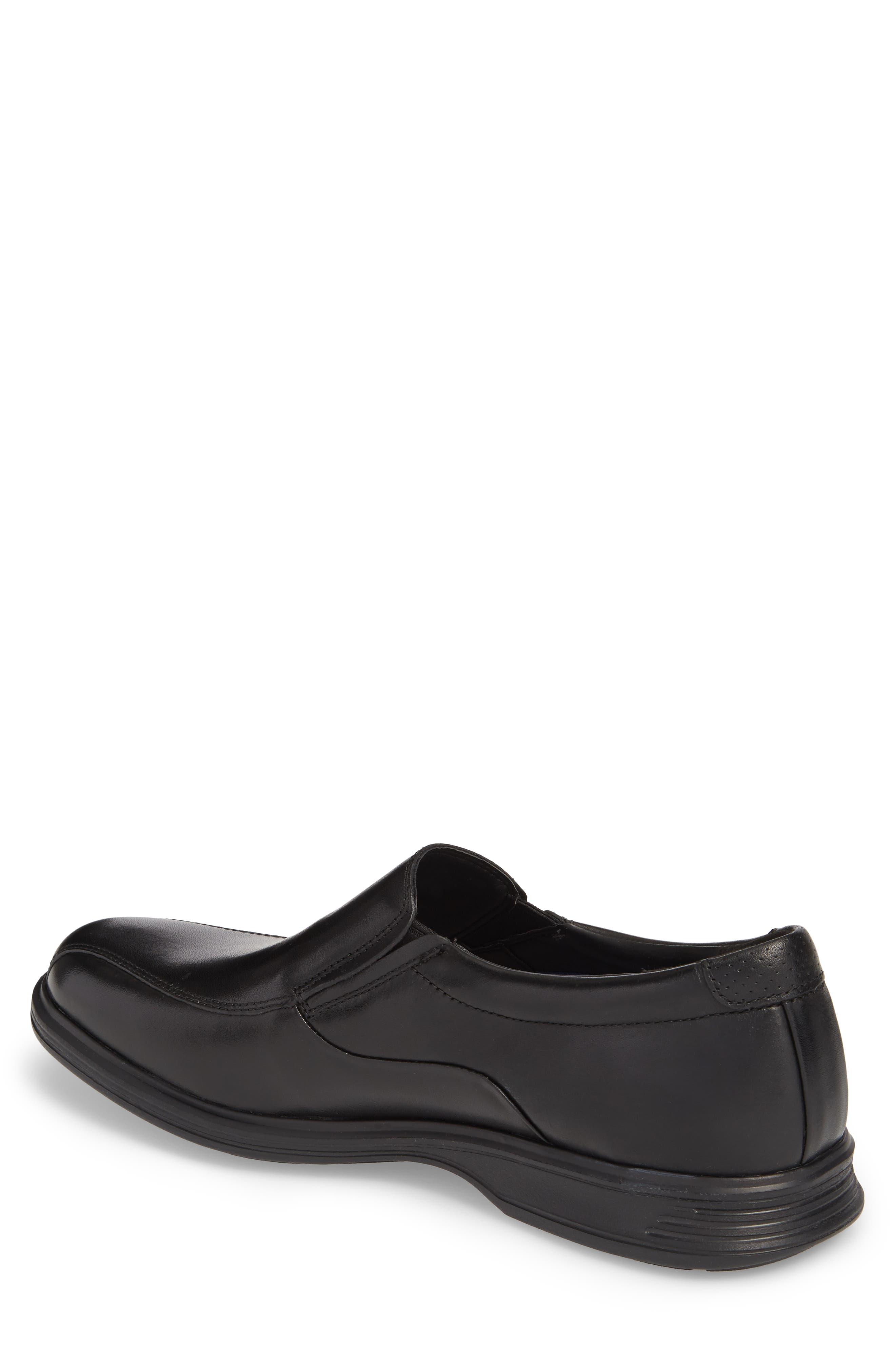 Dressports 2 Lite Venetian Loafer,                             Alternate thumbnail 2, color,                             Black Leather