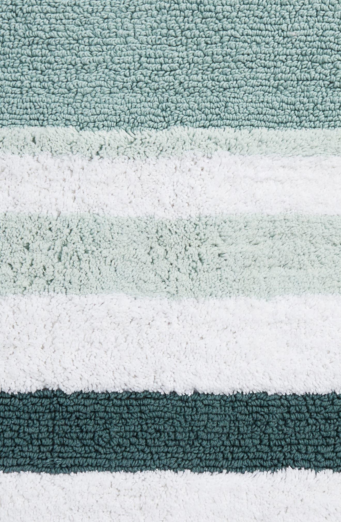 Alternate Image 2  - Nordstrom at Home Stripe Rug