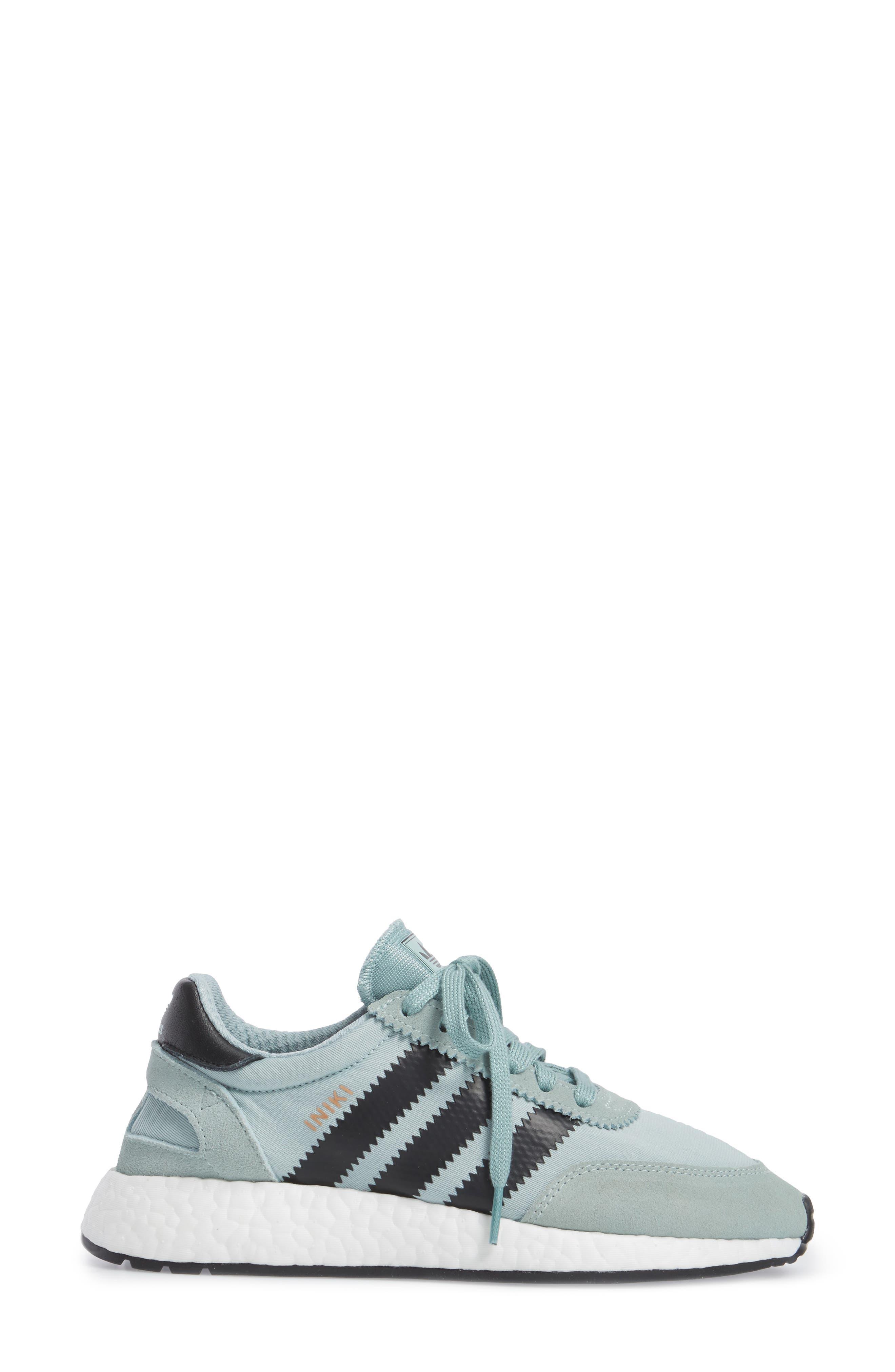 I-5923 Sneaker,                             Alternate thumbnail 3, color,                             Tactile Green/ Black/ White