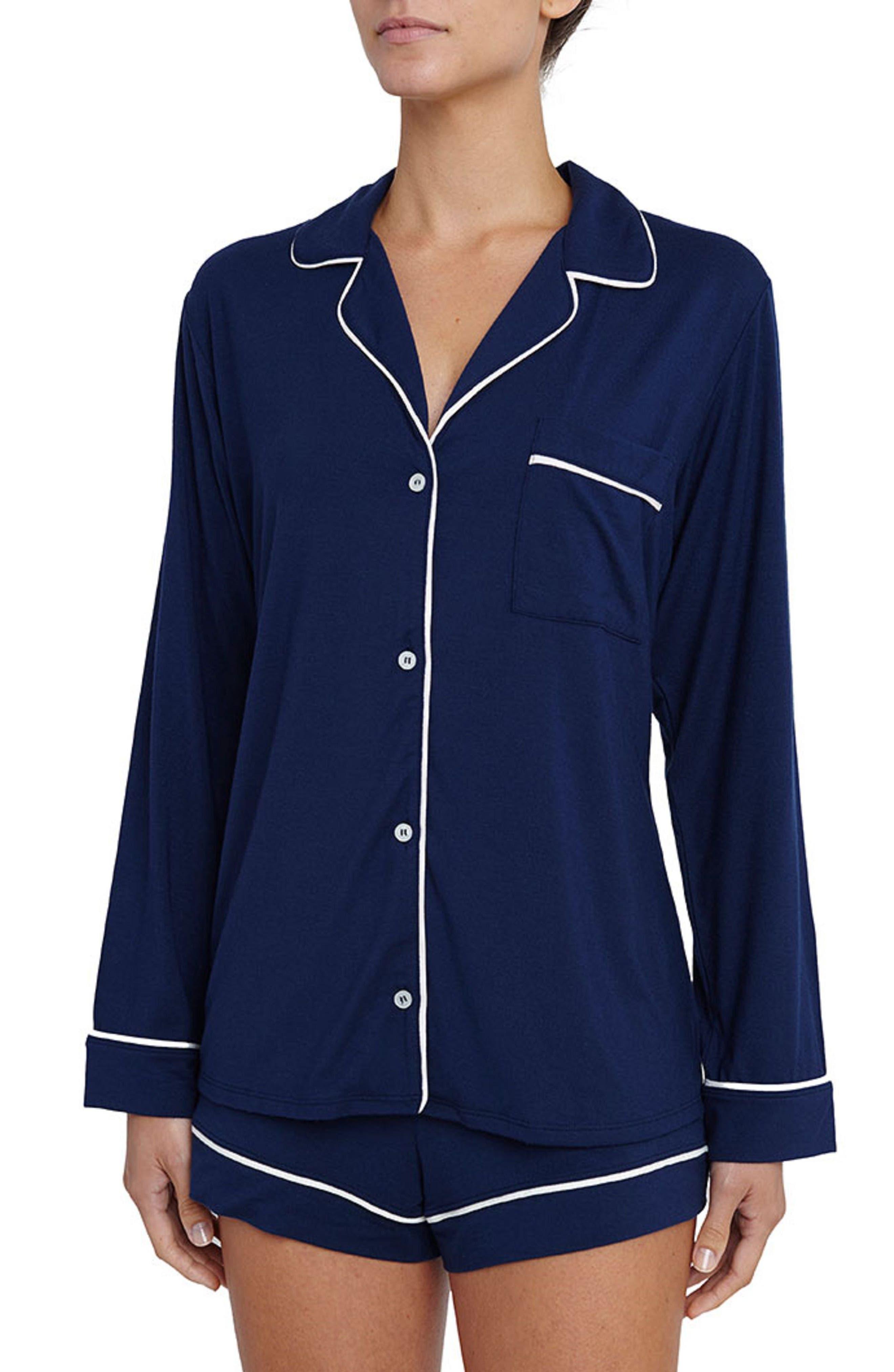 Alternate Image 1 Selected - Eberjey 'Gisele' Short Pajamas