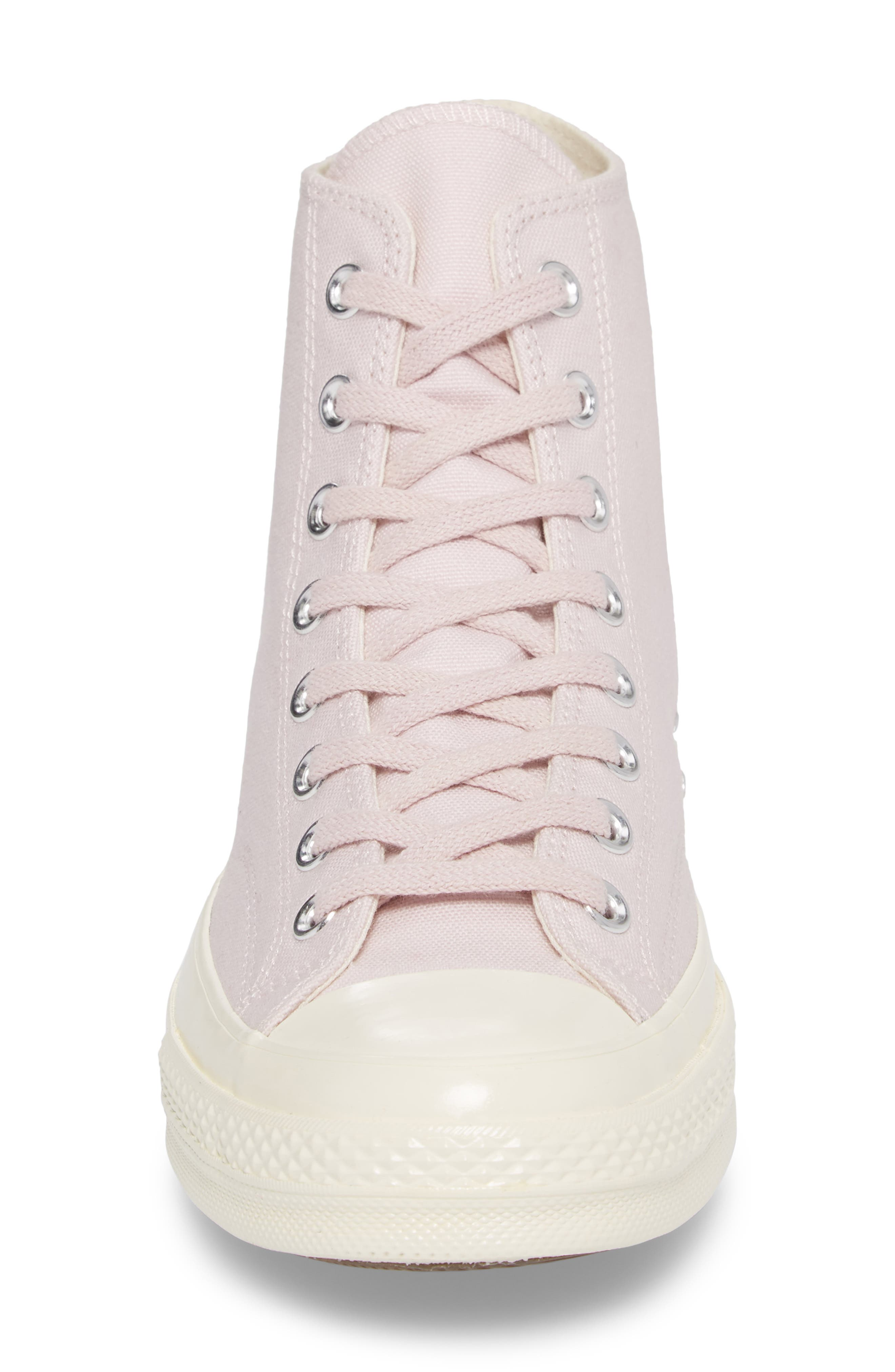 Chuck Taylor<sup>®</sup> All Star<sup>®</sup> '70 Heritage High Top Sneaker,                             Alternate thumbnail 4, color,                             Barely Rose
