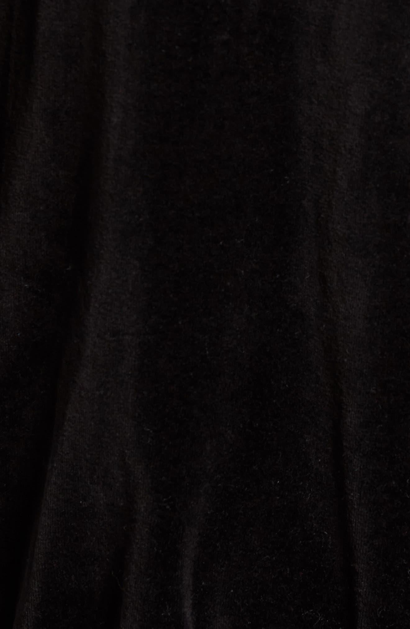Alternate Image 5  - FILA Velour Jacket