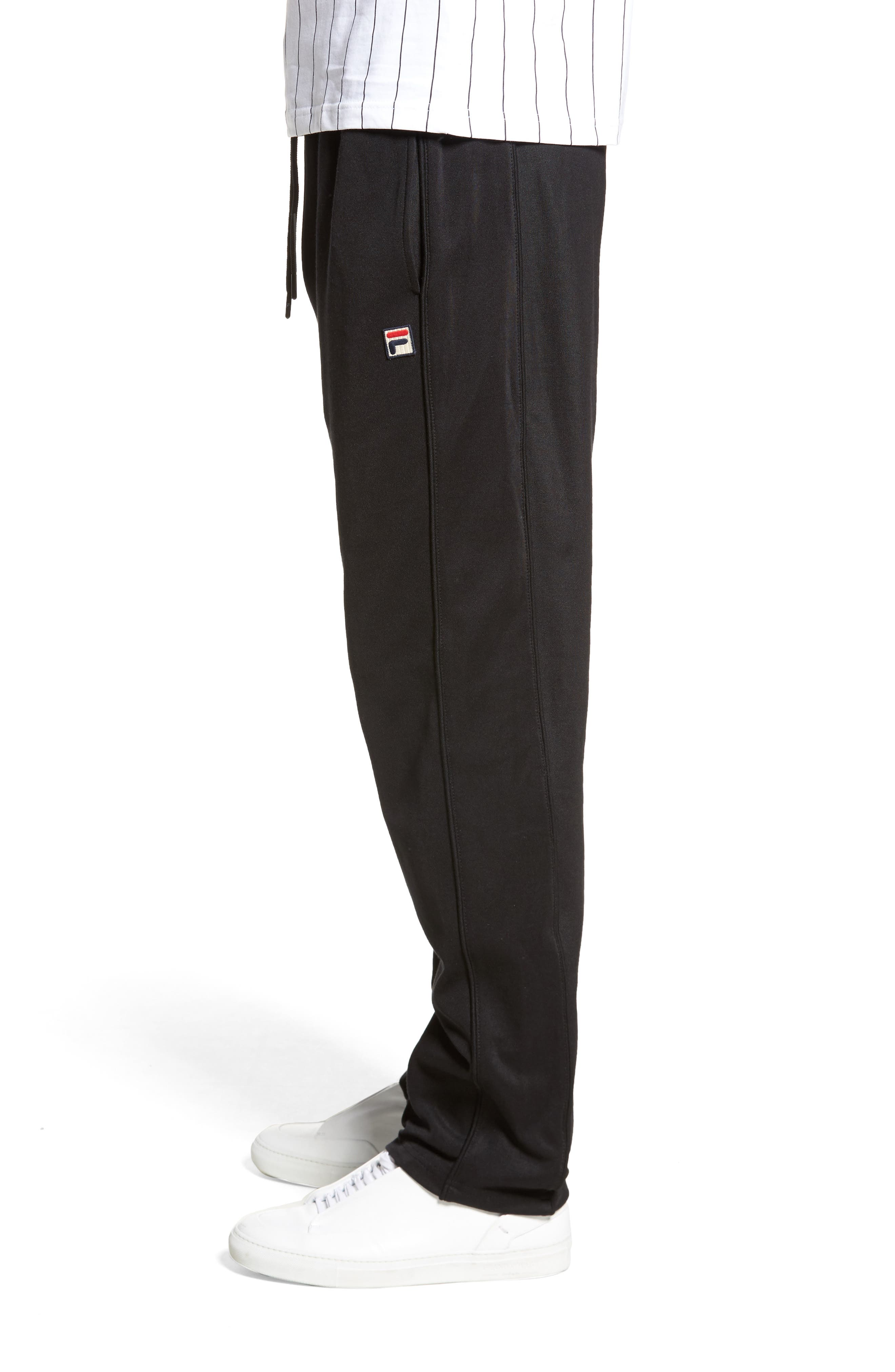 Bianchi Pants,                             Alternate thumbnail 3, color,                             Black