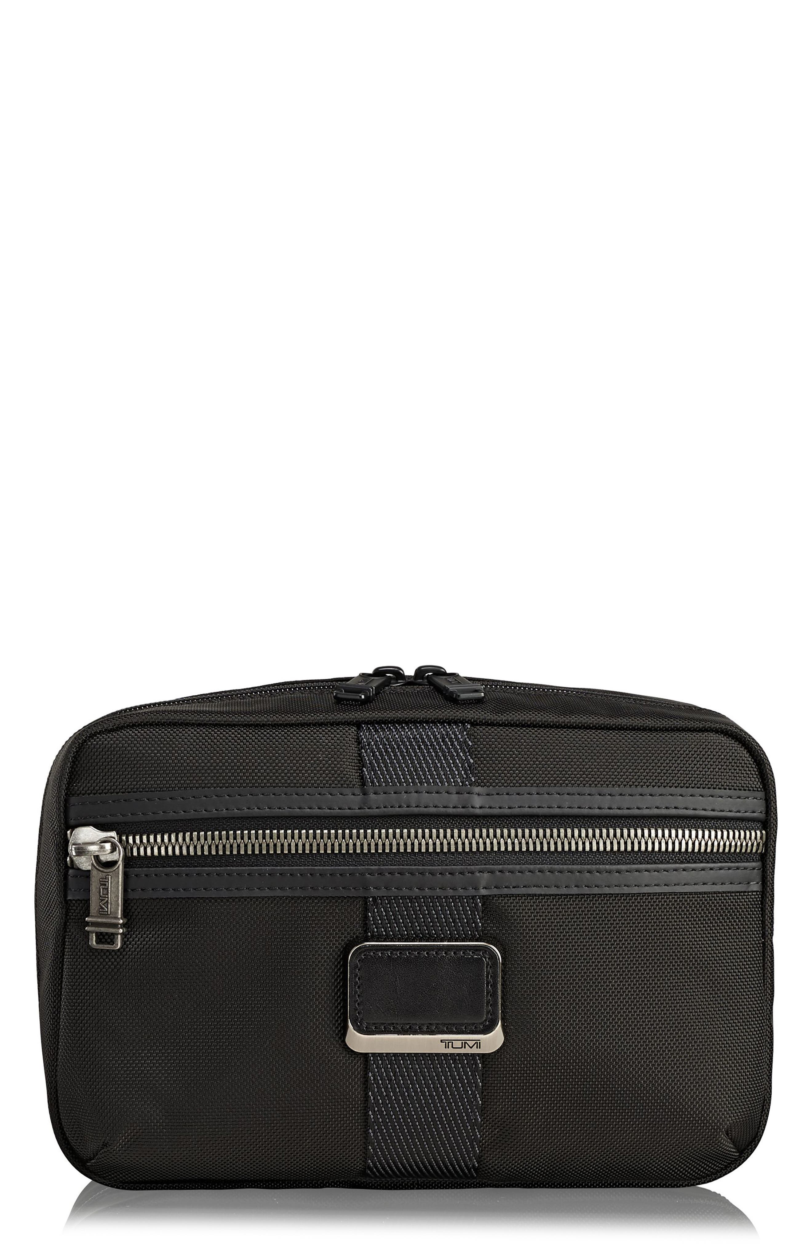 Reno Dopp Kit,                         Main,                         color, Black