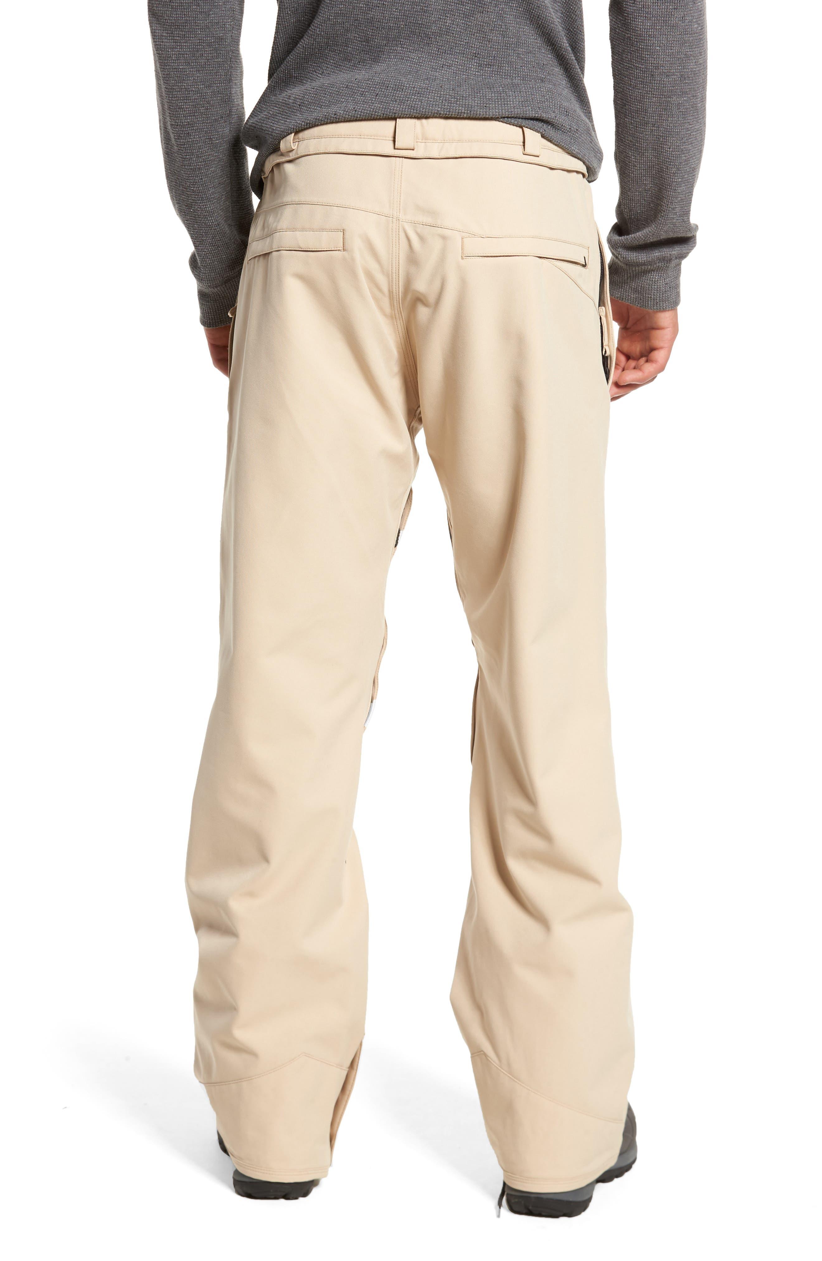 Weatherproof Snow Chino Pants,                             Alternate thumbnail 2, color,                             Khaki