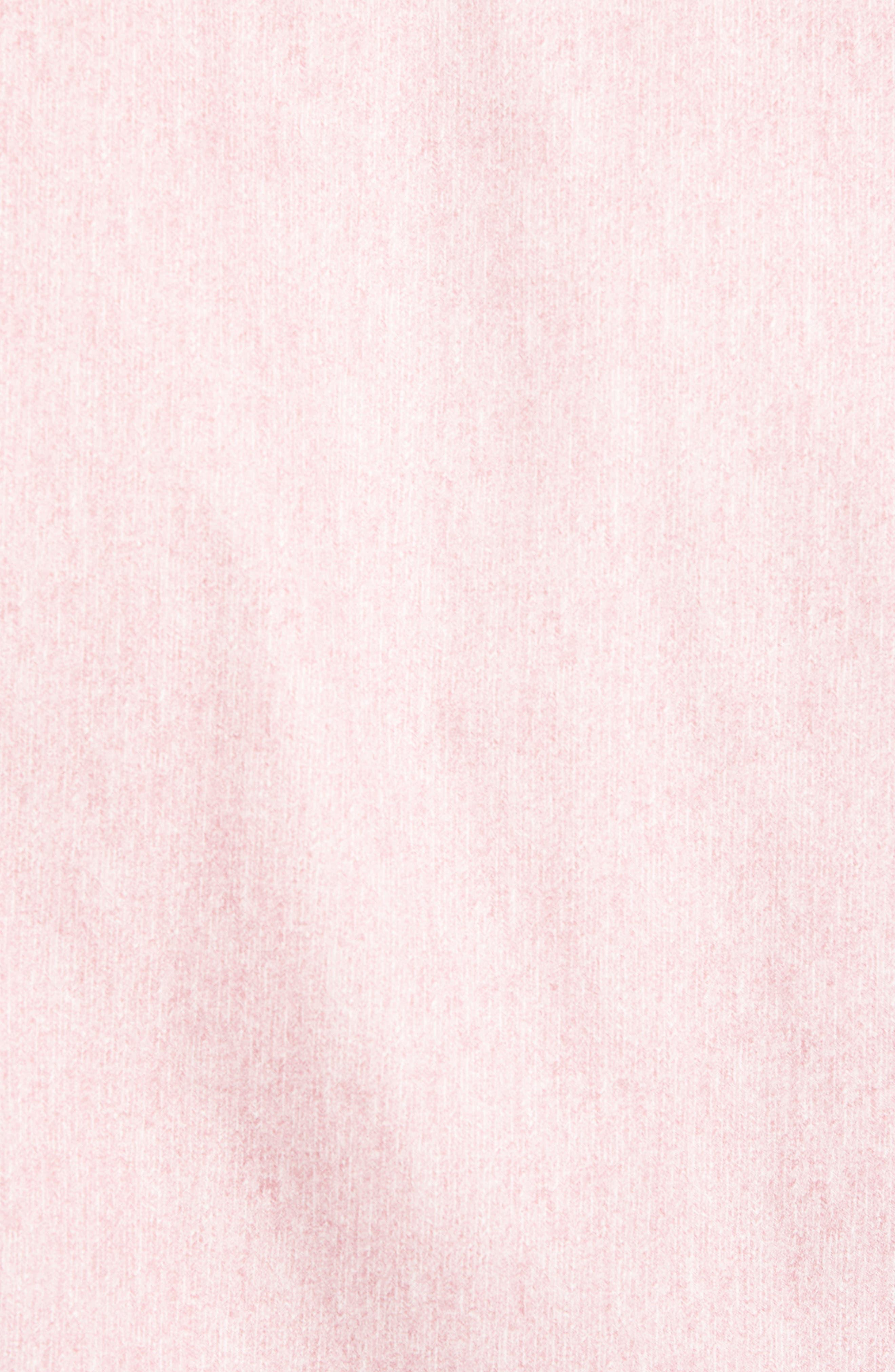 Alternate Image 5  - Ted Baker London Lili Slim Fit Herringbone Sport Shirt