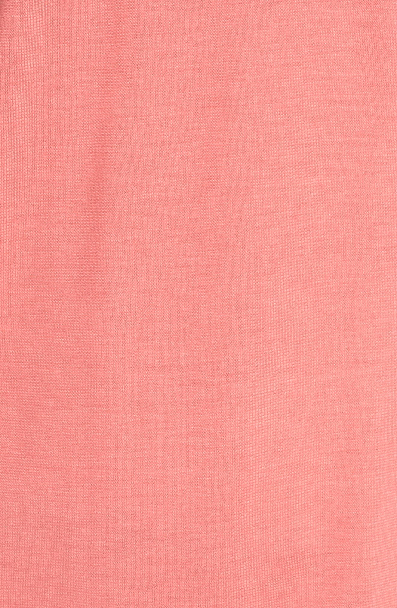 Sportswear Essential Tee,                             Alternate thumbnail 6, color,                             Sea Coral/ Sea Coral/ Black