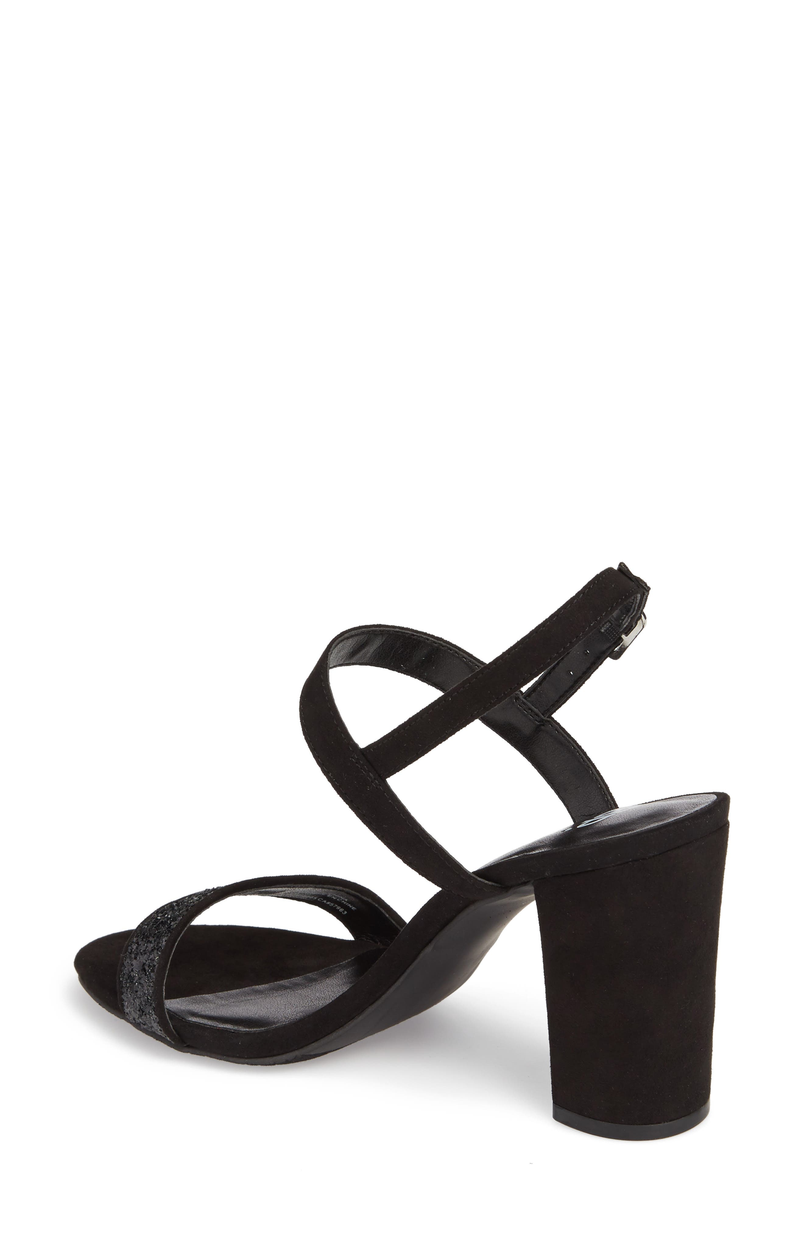 Alternate Image 2  - BP. Lula Block Heel Slingback Sandal (Women)