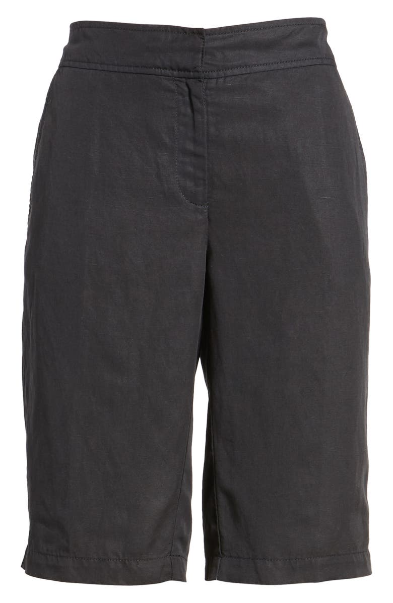 Tencel? Lyocell & Linen Walking Shorts