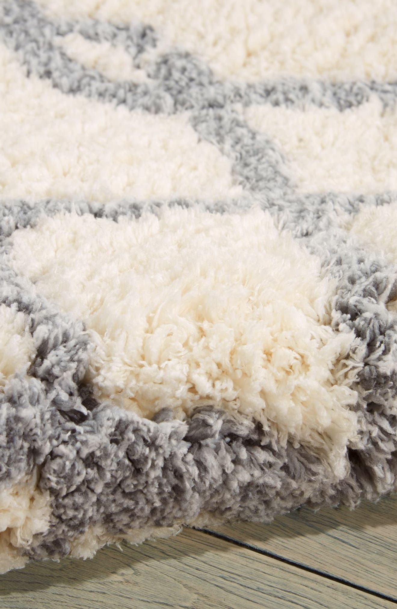 Alternate Image 2  - Nourison Stitch Rug