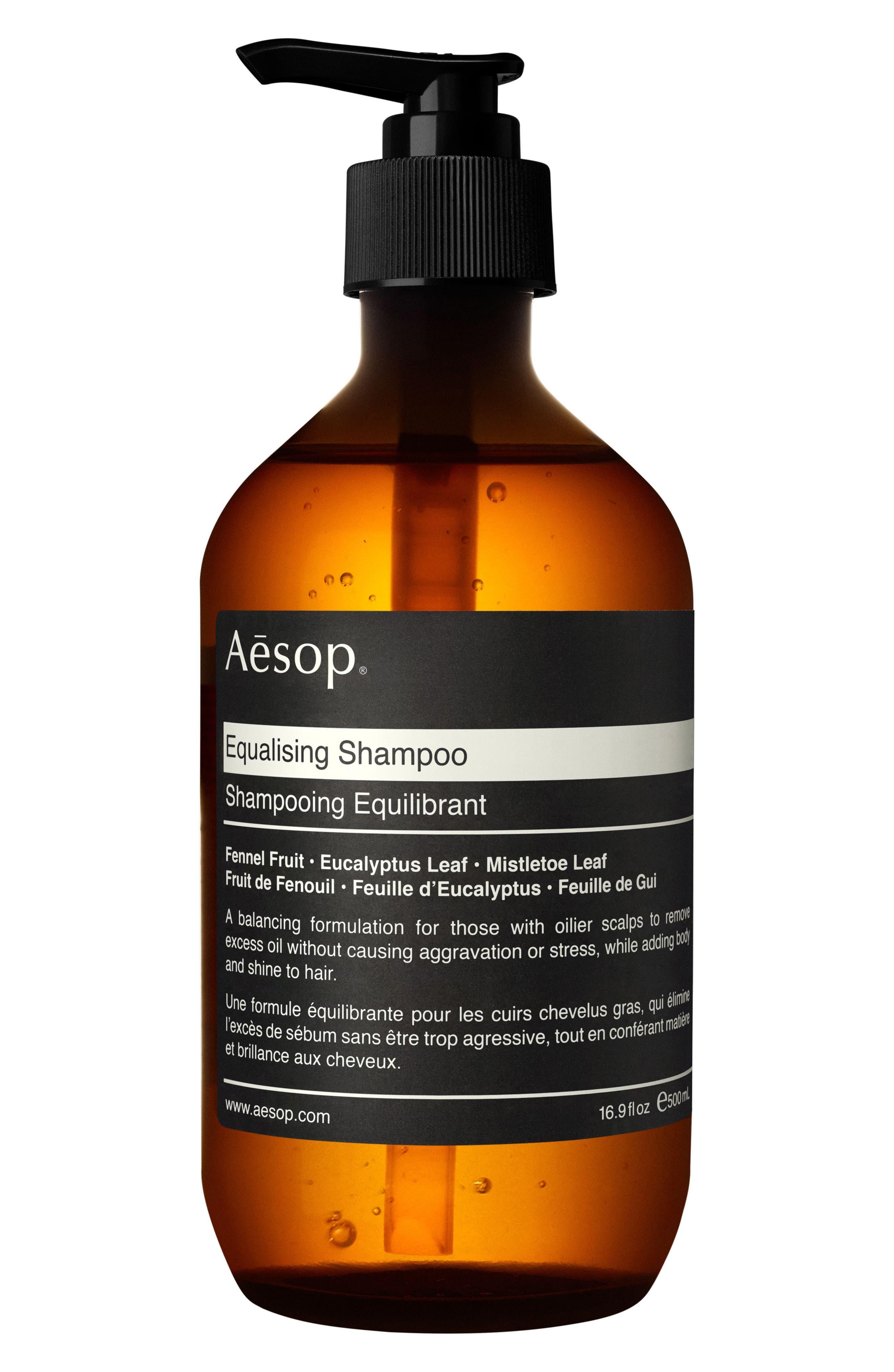 Equalising Shampoo,                         Main,                         color, None