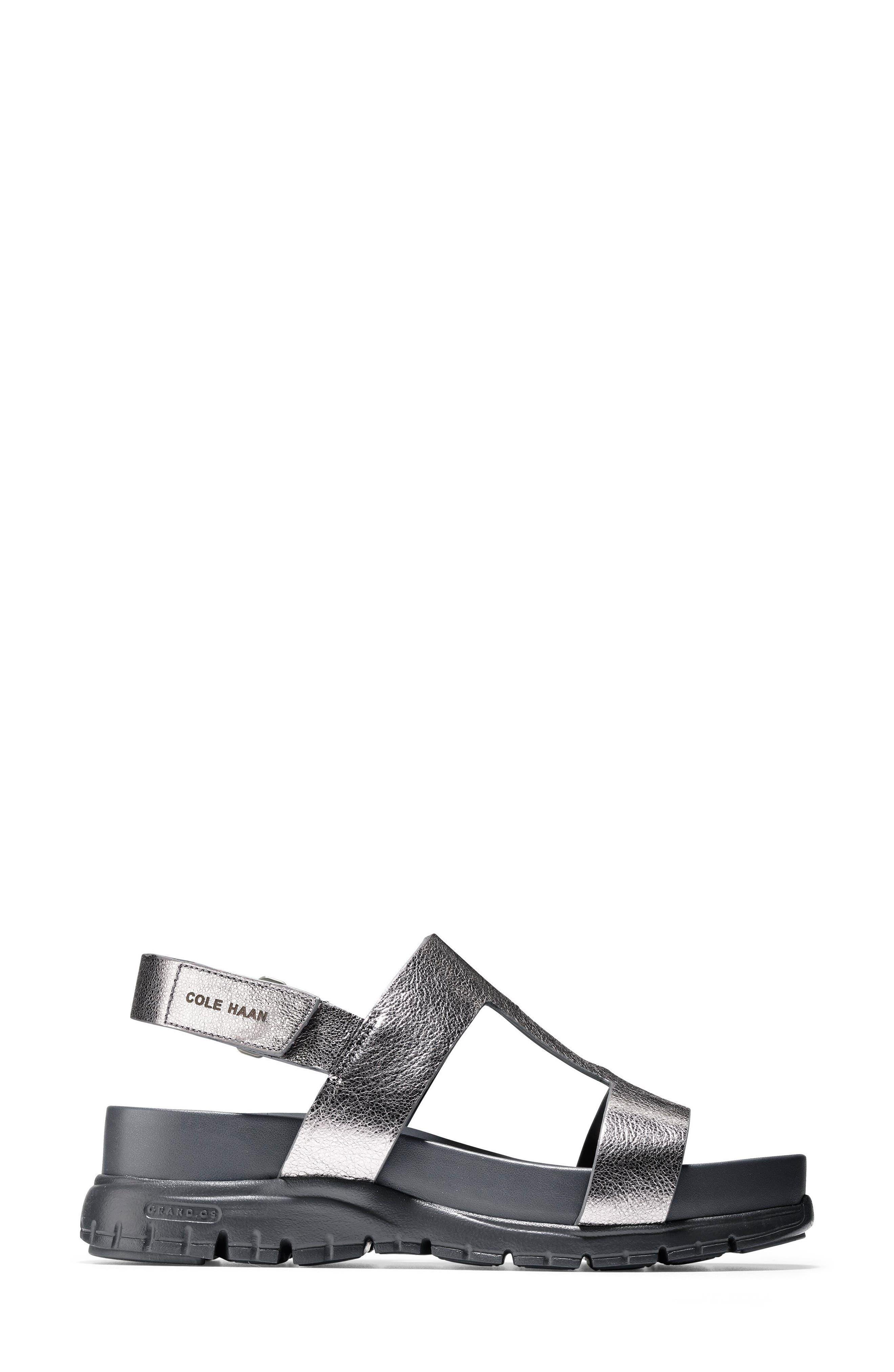 Alternate Image 3  - Cole Haan ZeroGrand T-Strap Sandal (Women)