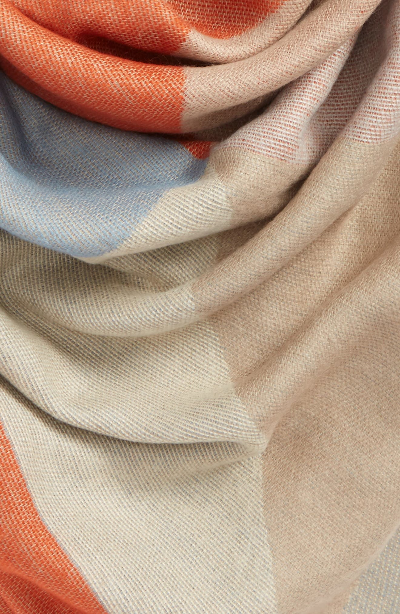 Alternate Image 2  - BP. Geo Pattern Square Scarf