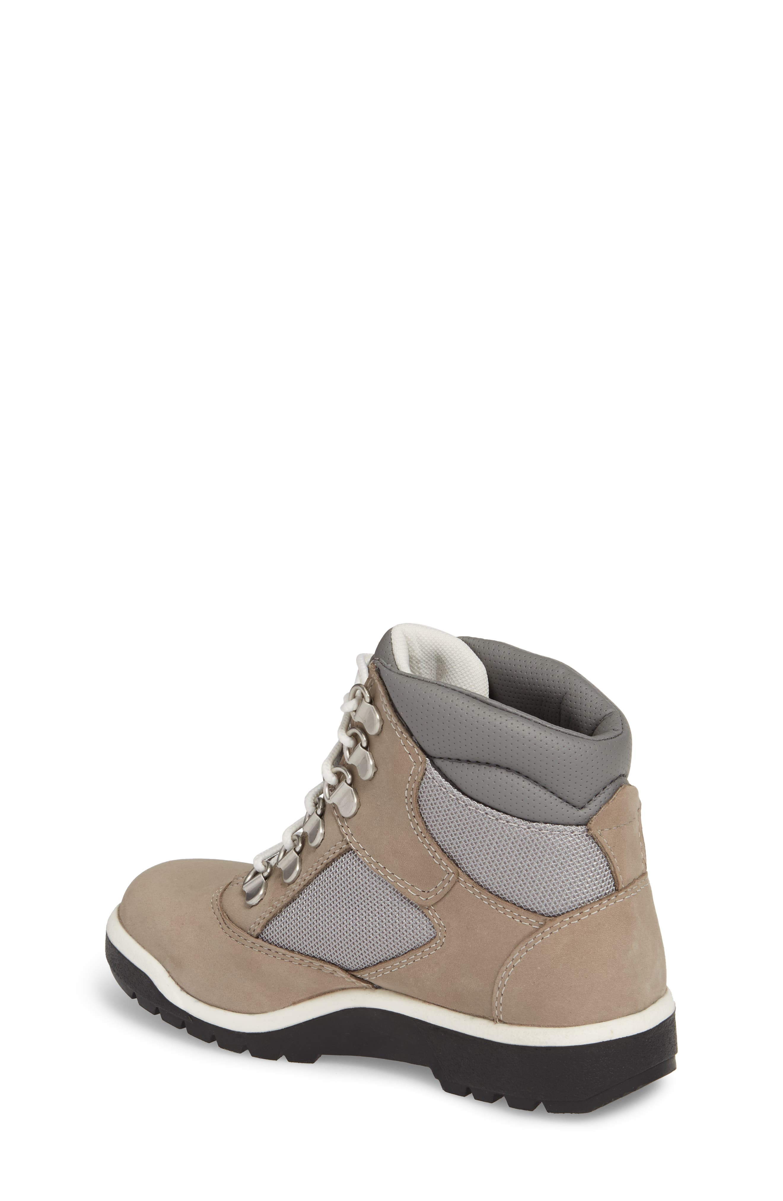 Alternate Image 2  - Timberland Water-Resistant 6-Inch Field Boot (Toddler, Little Kid & Big Kid)