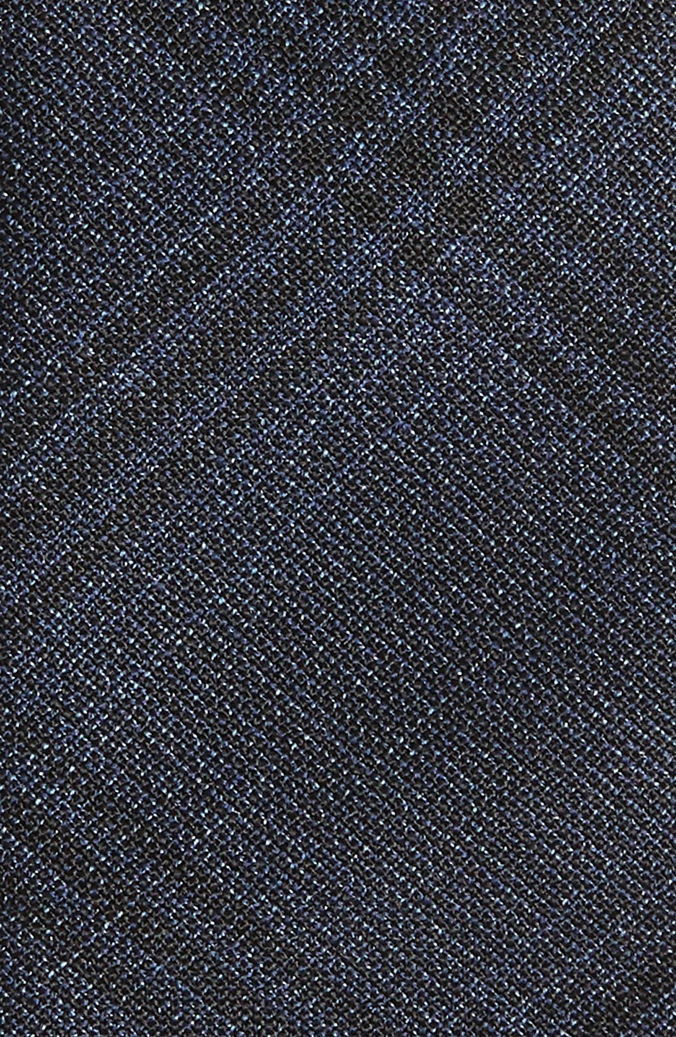 Alternate Image 2  - Eleventy Plaid Wool Tie