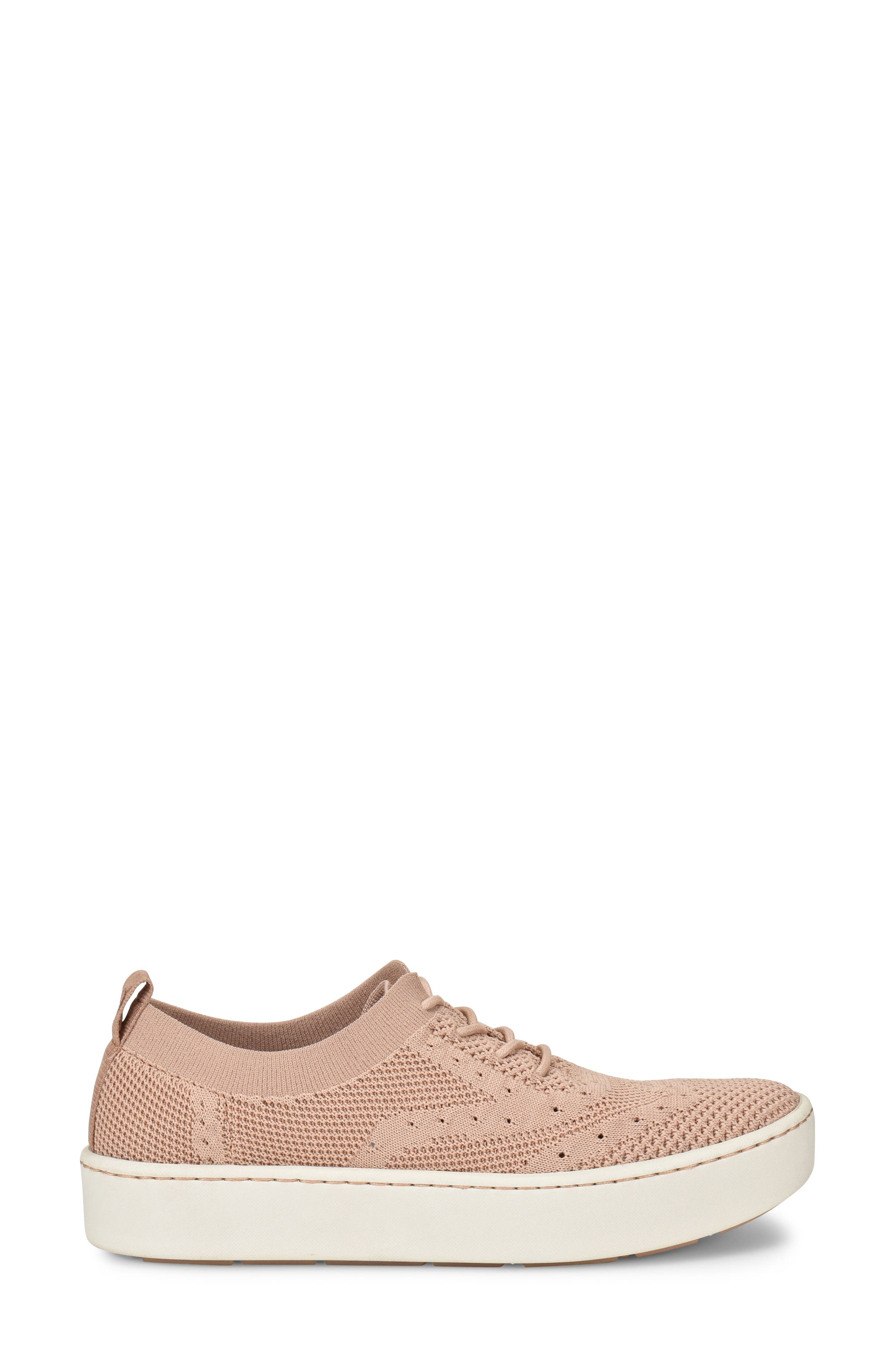 Alternate Image 3  - Børn Sunburst Wingtip Sneaker (Women)