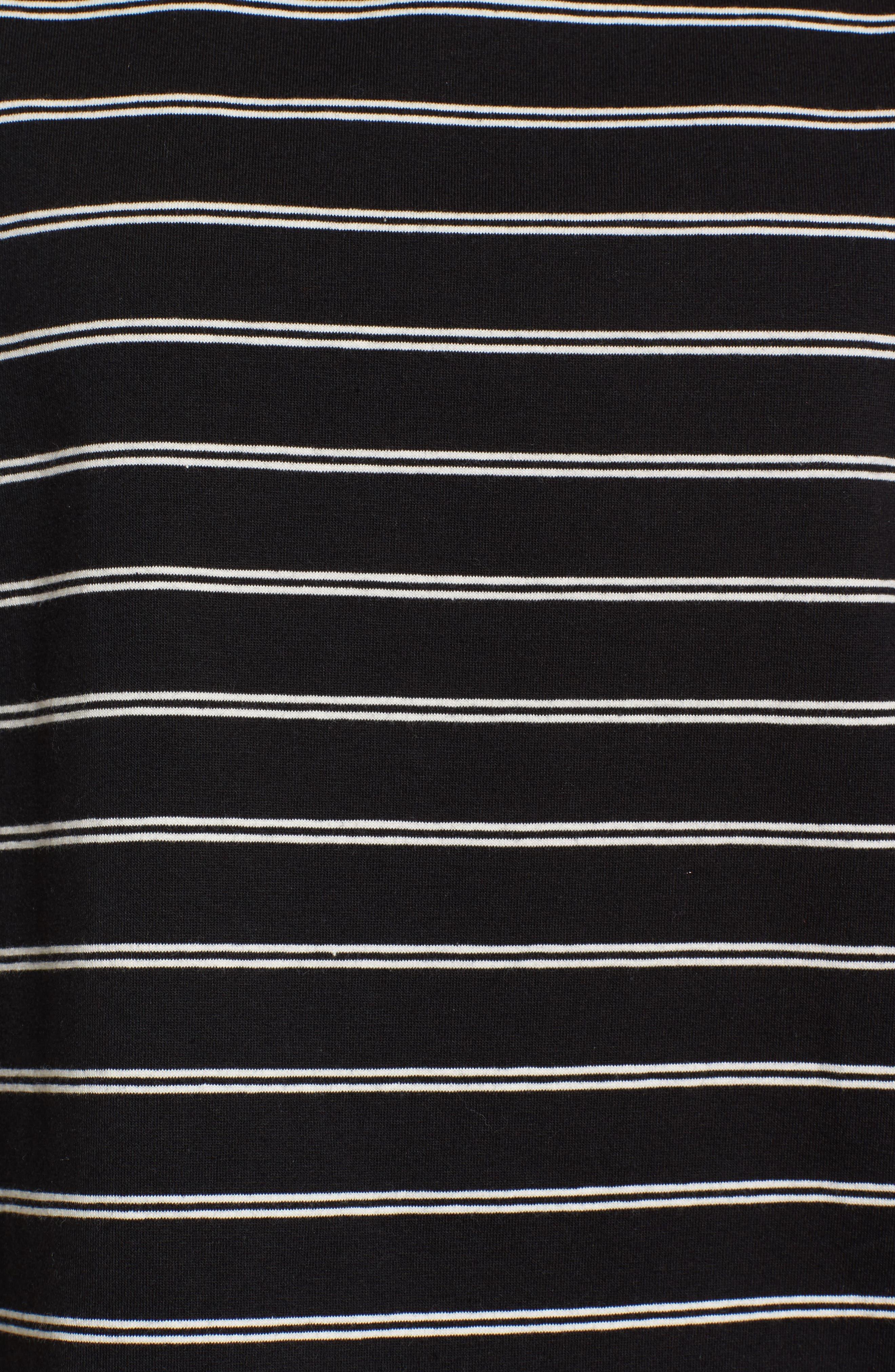 Alternate Image 5  - Ten Sixty Sherman Colorblock Ruffle Sleeve Tee