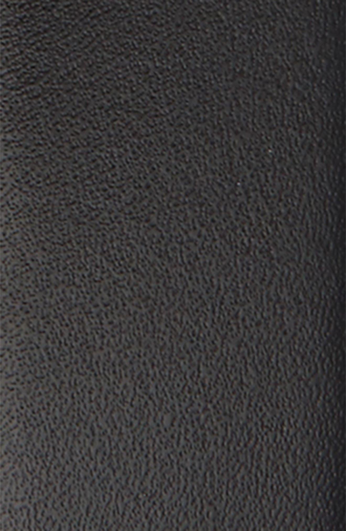 Alternate Image 3  - MONTBLANC Square Buckle Reversible Leather Belt