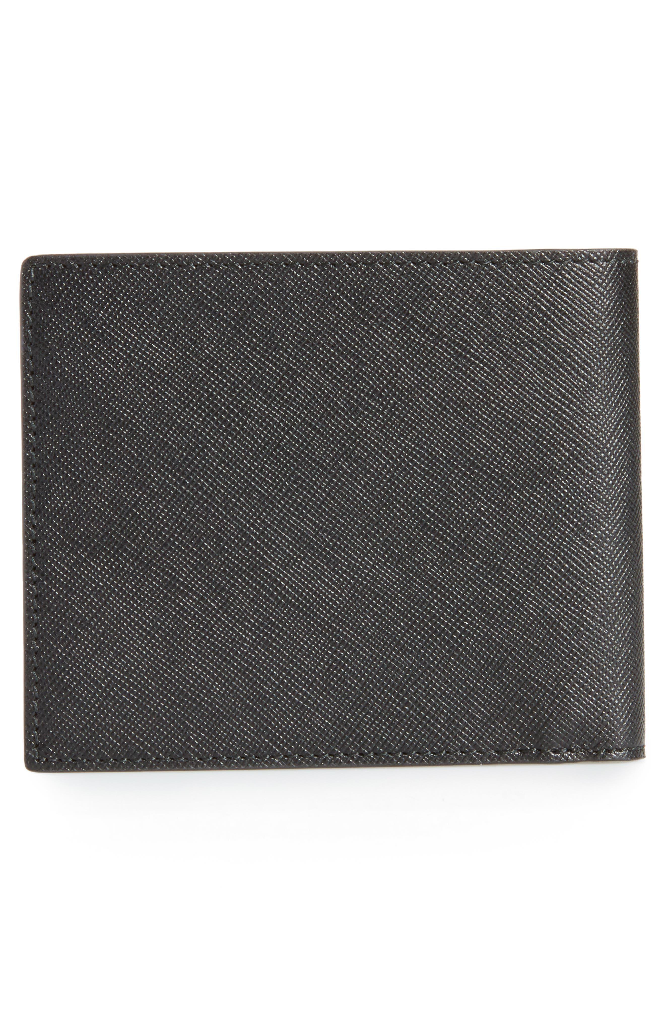 Alternate Image 3  - Montblanc Sartorial Leather Wallet